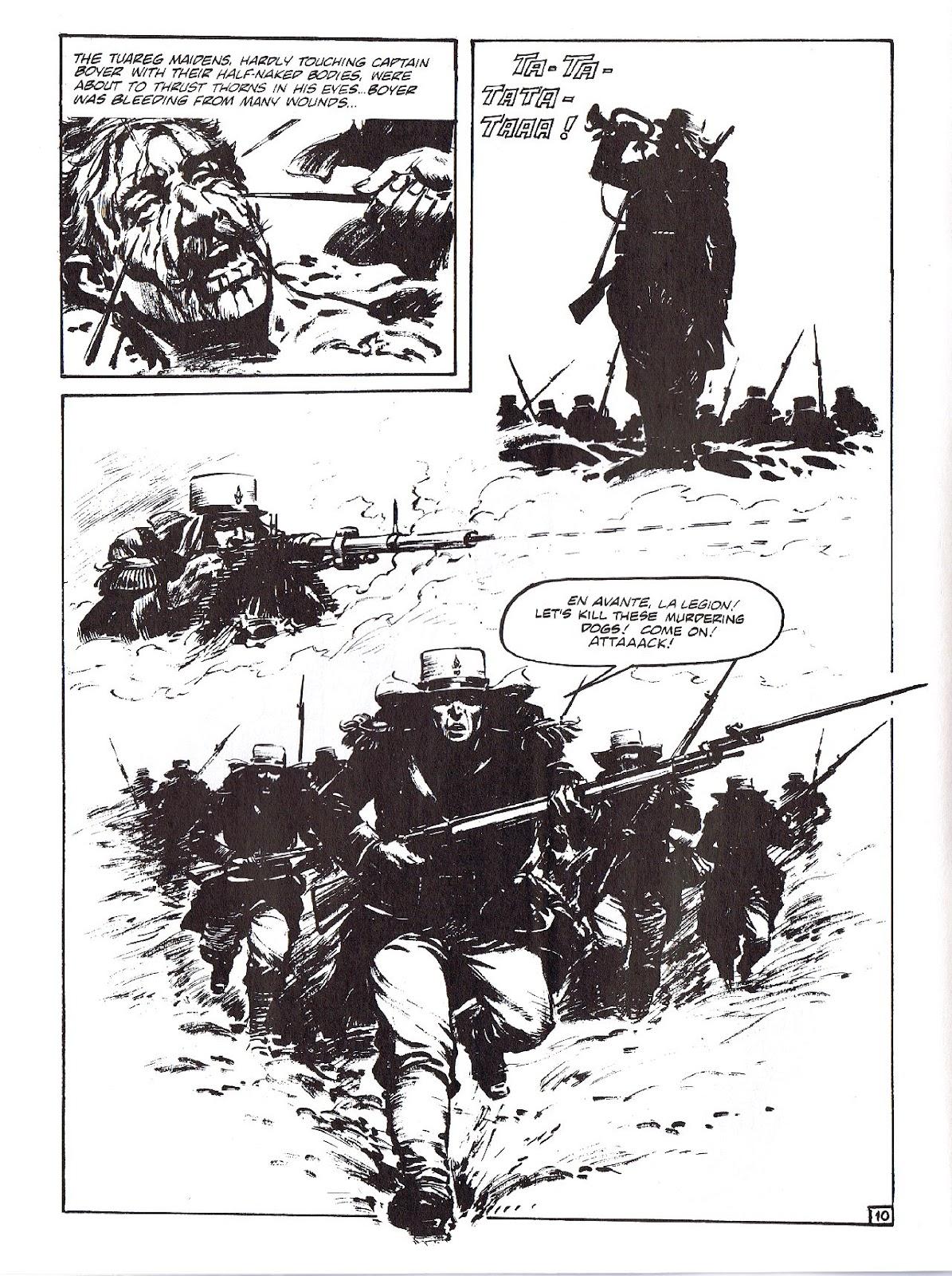 Read online Merchants of Death comic -  Issue #4 - 12