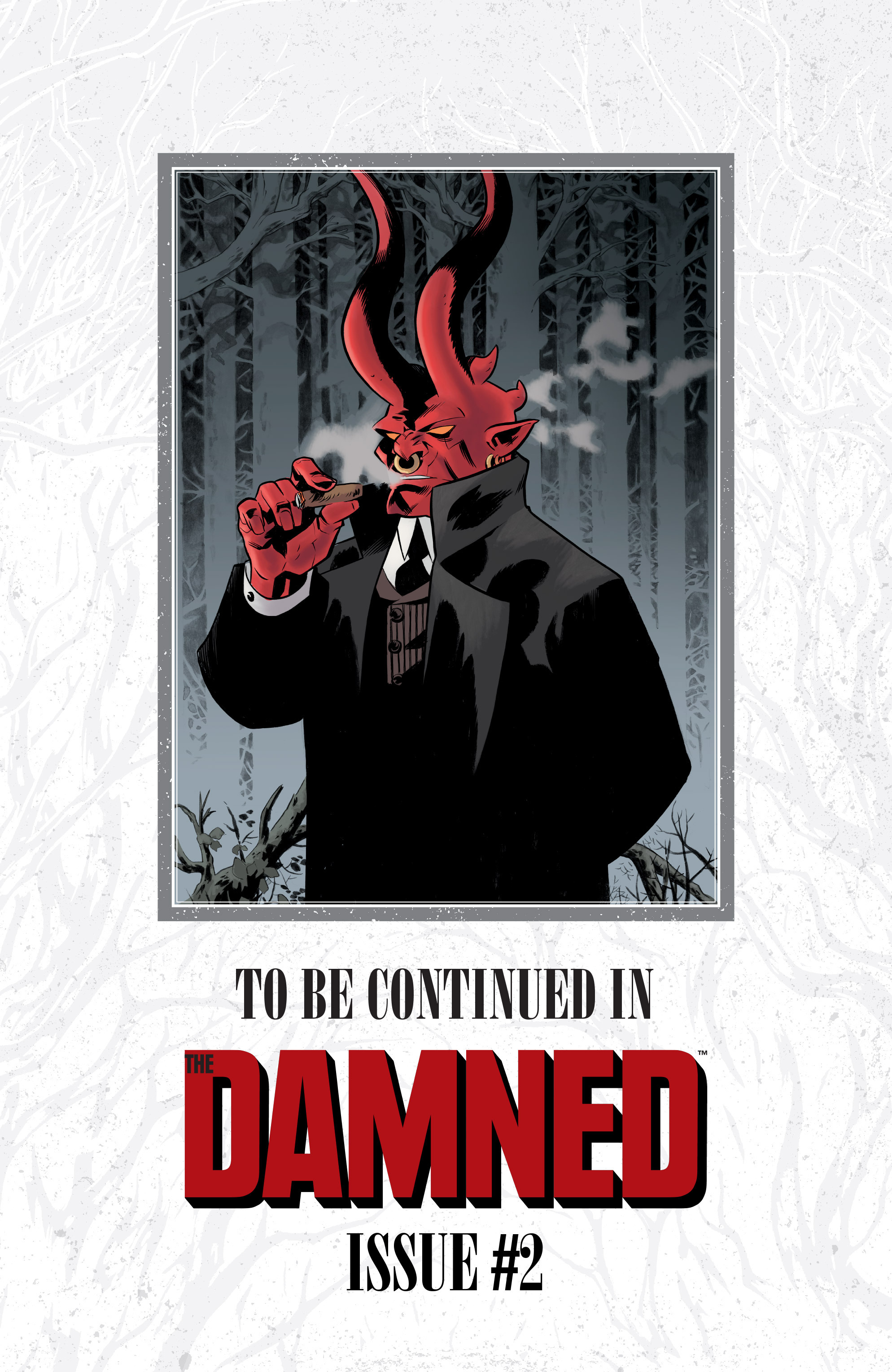 Read online The Damned comic -  Issue #1 - 28