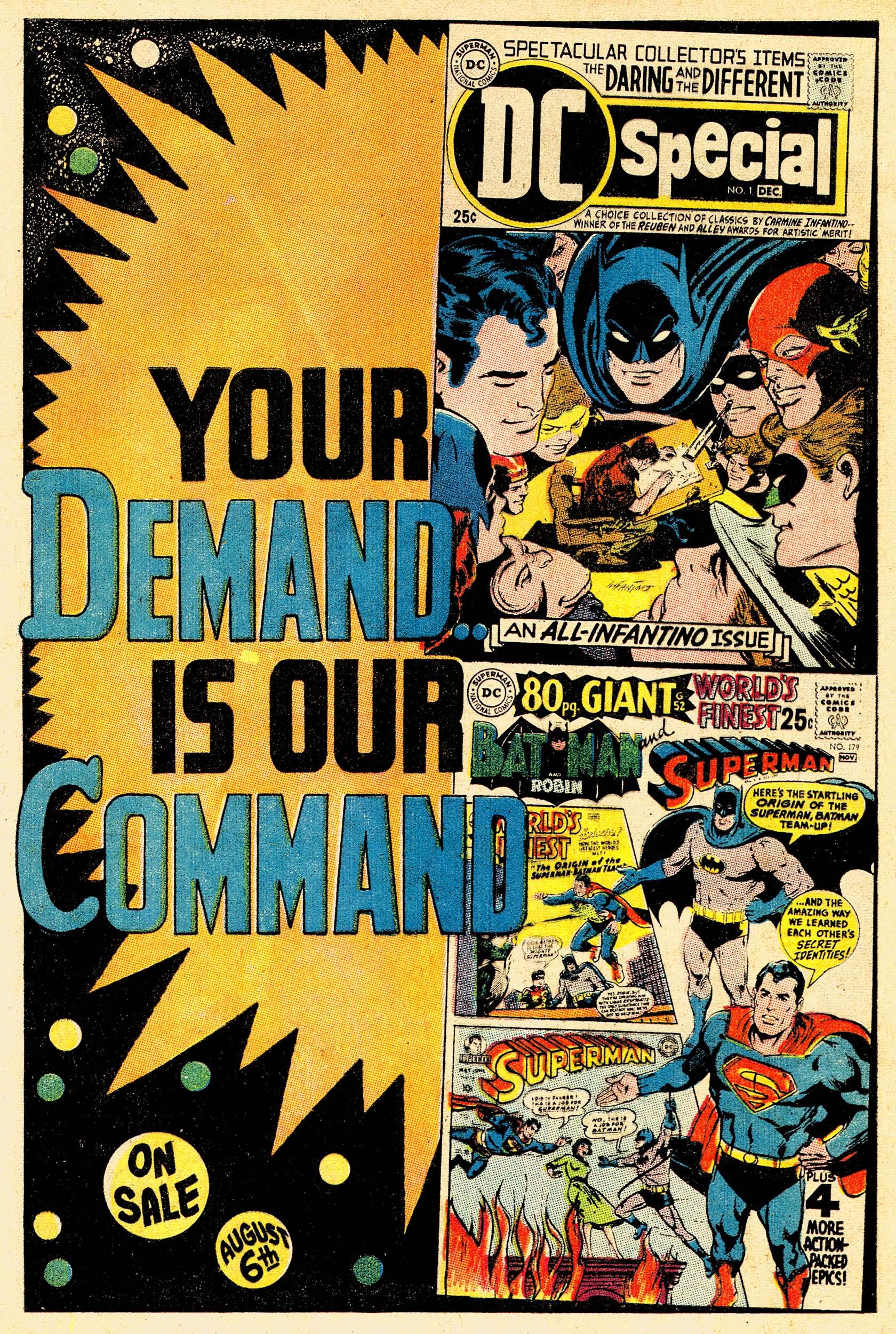 Read online Secret Six (1968) comic -  Issue #4 - 27