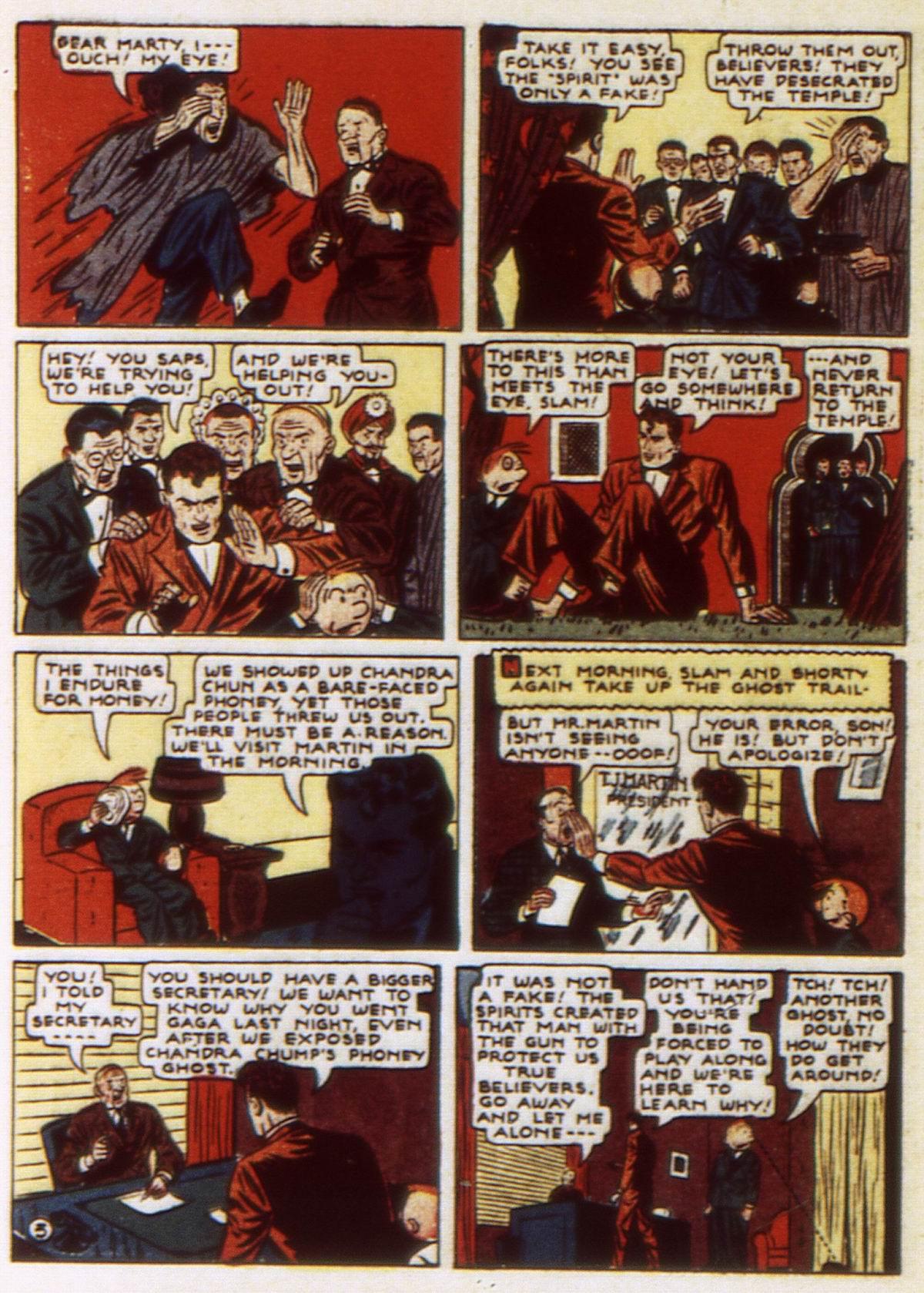 Detective Comics (1937) 61 Page 59
