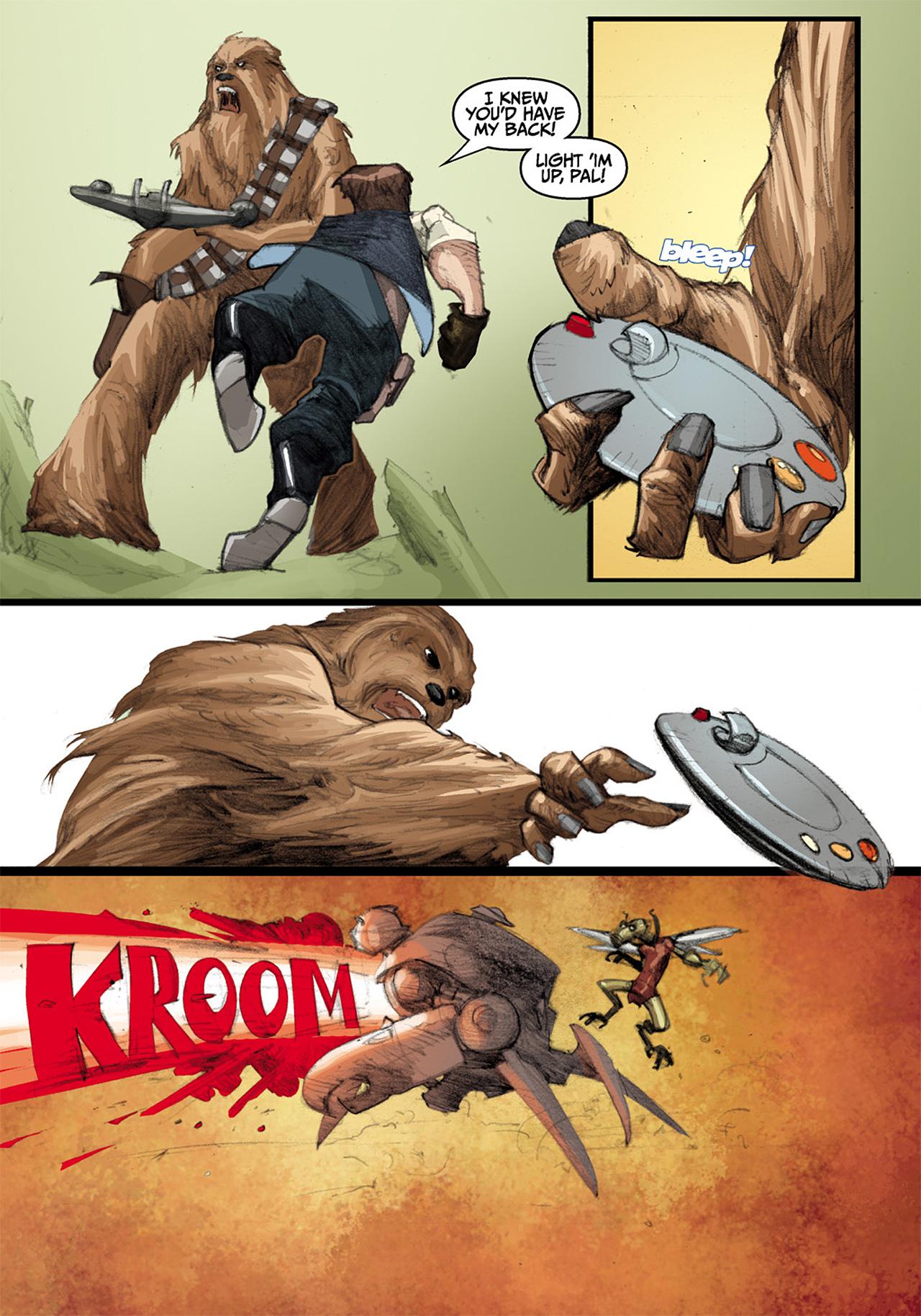 Read online Star Wars Omnibus comic -  Issue # Vol. 33 - 130