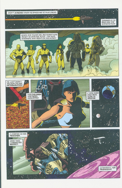 Read online Aliens/Predator: The Deadliest of the Species comic -  Issue #10 - 22