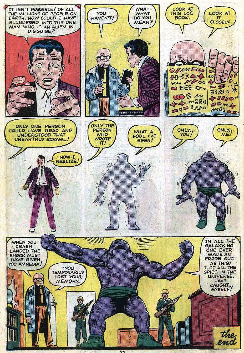 Uncanny X-Men (1963) 90 Page 33