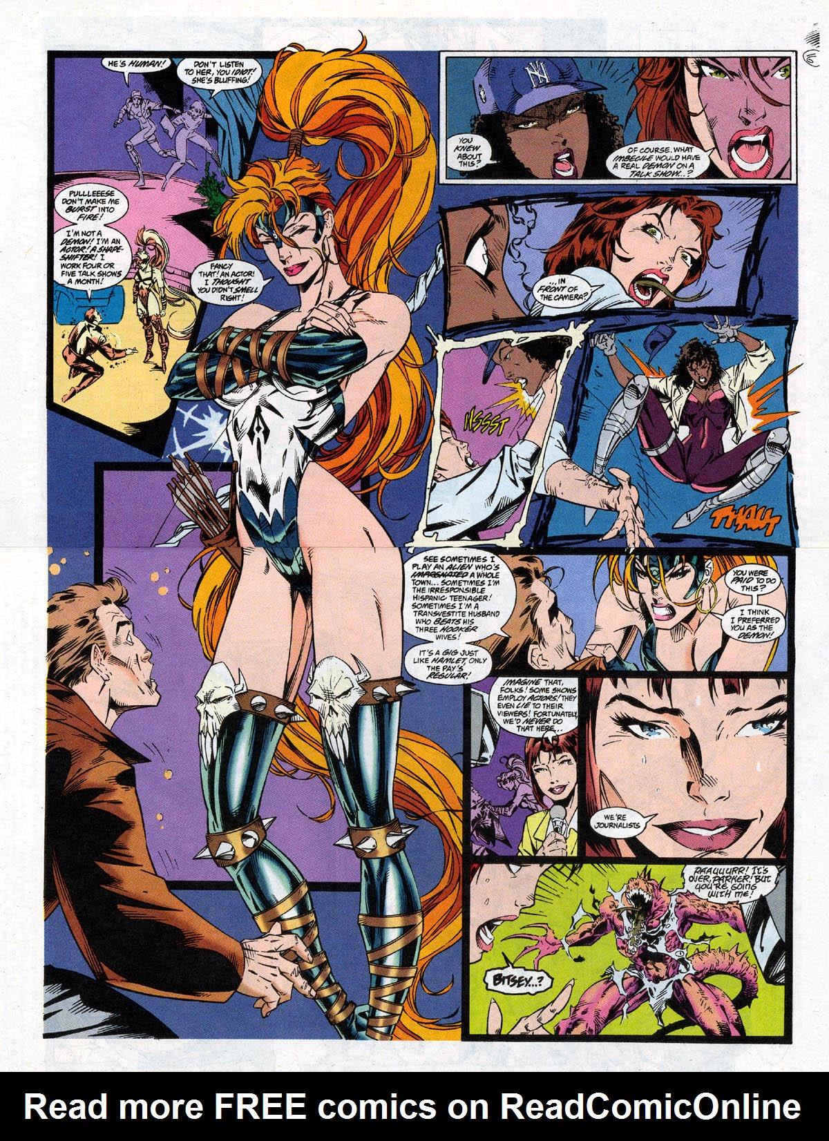 Read online Artemis: Requiem comic -  Issue #4 - 24