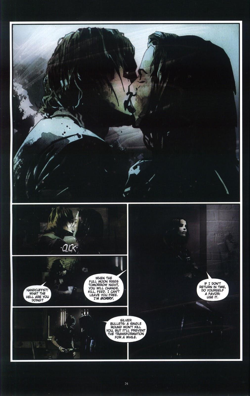 Read online Underworld (2003) comic -  Issue # Full - 26