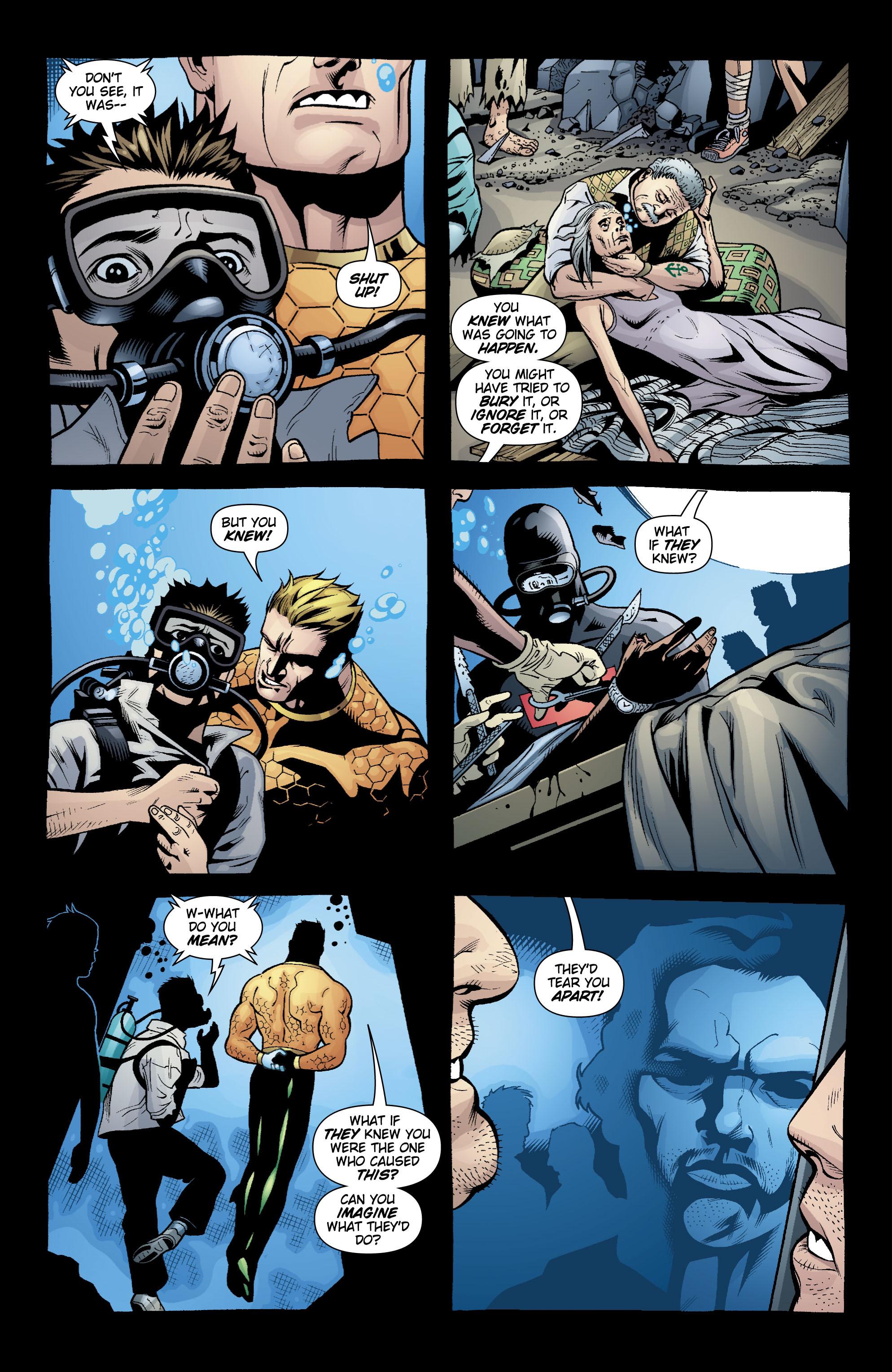 Read online Aquaman (2003) comic -  Issue #20 - 8