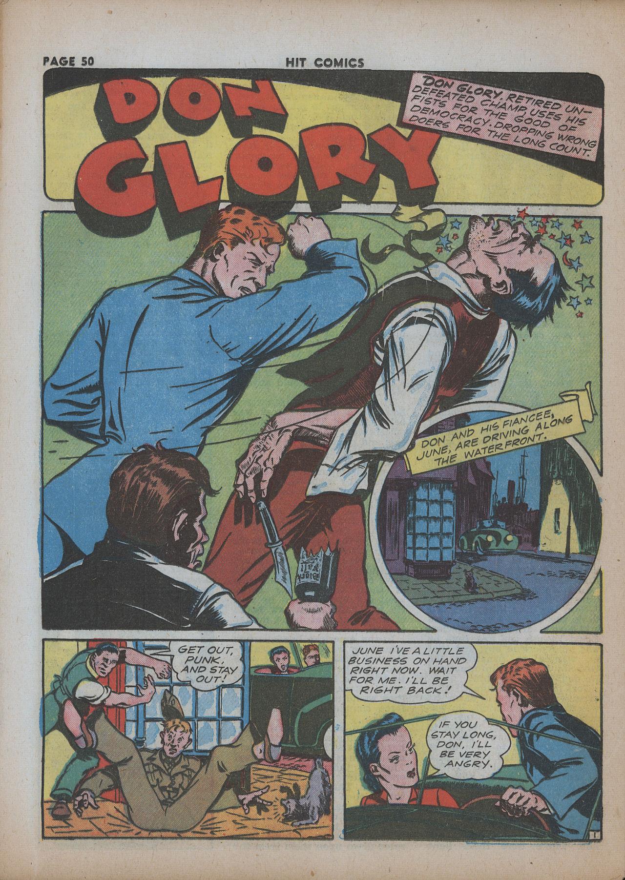 Read online Hit Comics comic -  Issue #26 - 51