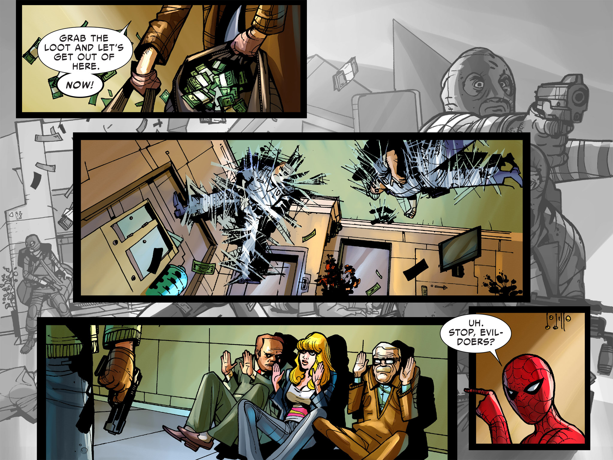 Read online Amazing Spider-Man: Who Am I? comic -  Issue # Full (Part 1) - 12