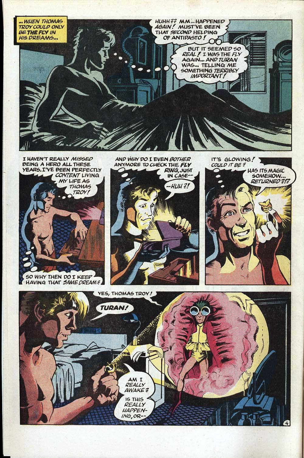 Read online The Fly (1983) comic -  Issue #1 - 5