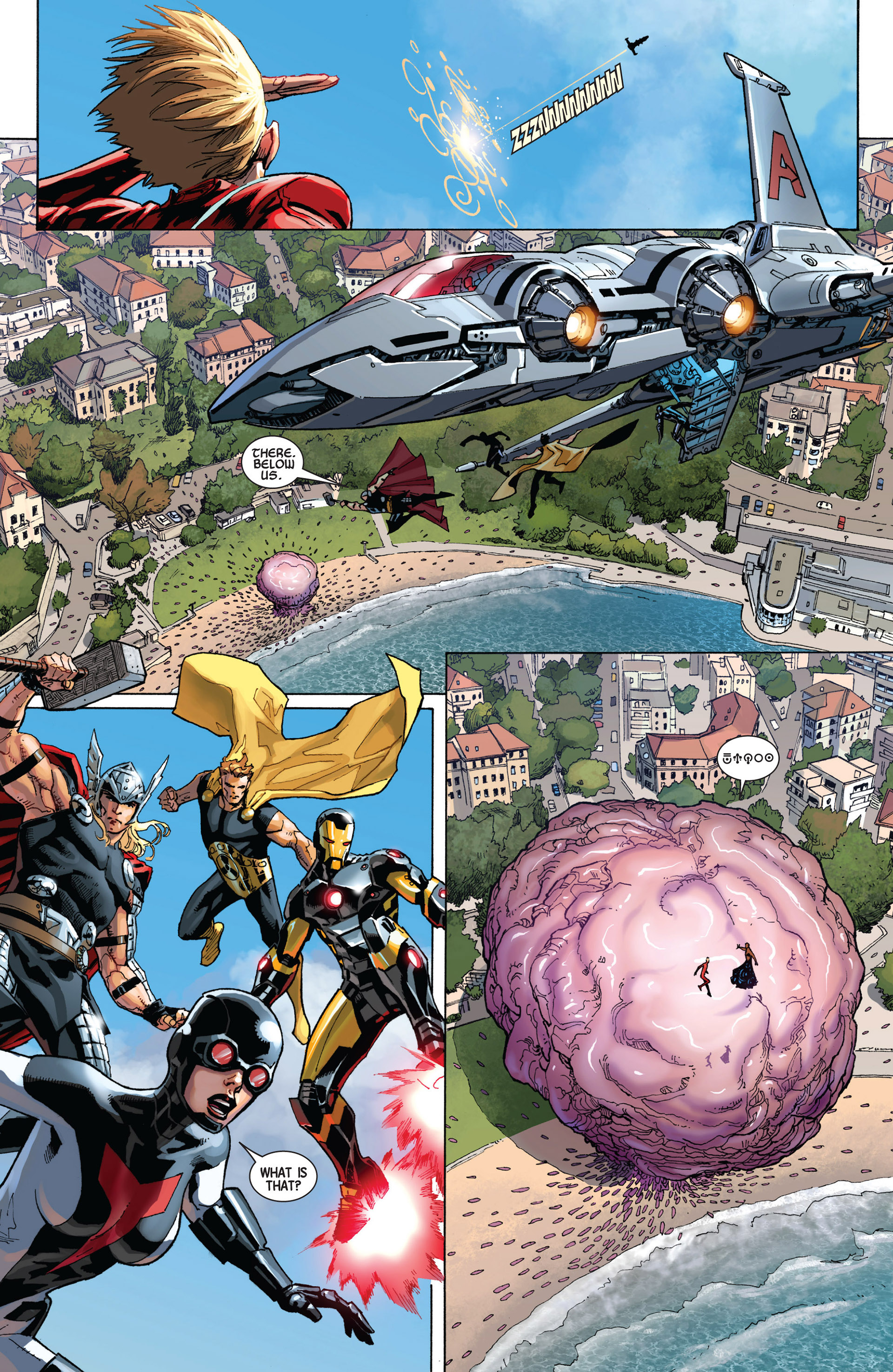 Read online Avengers (2013) comic -  Issue #9 - 14