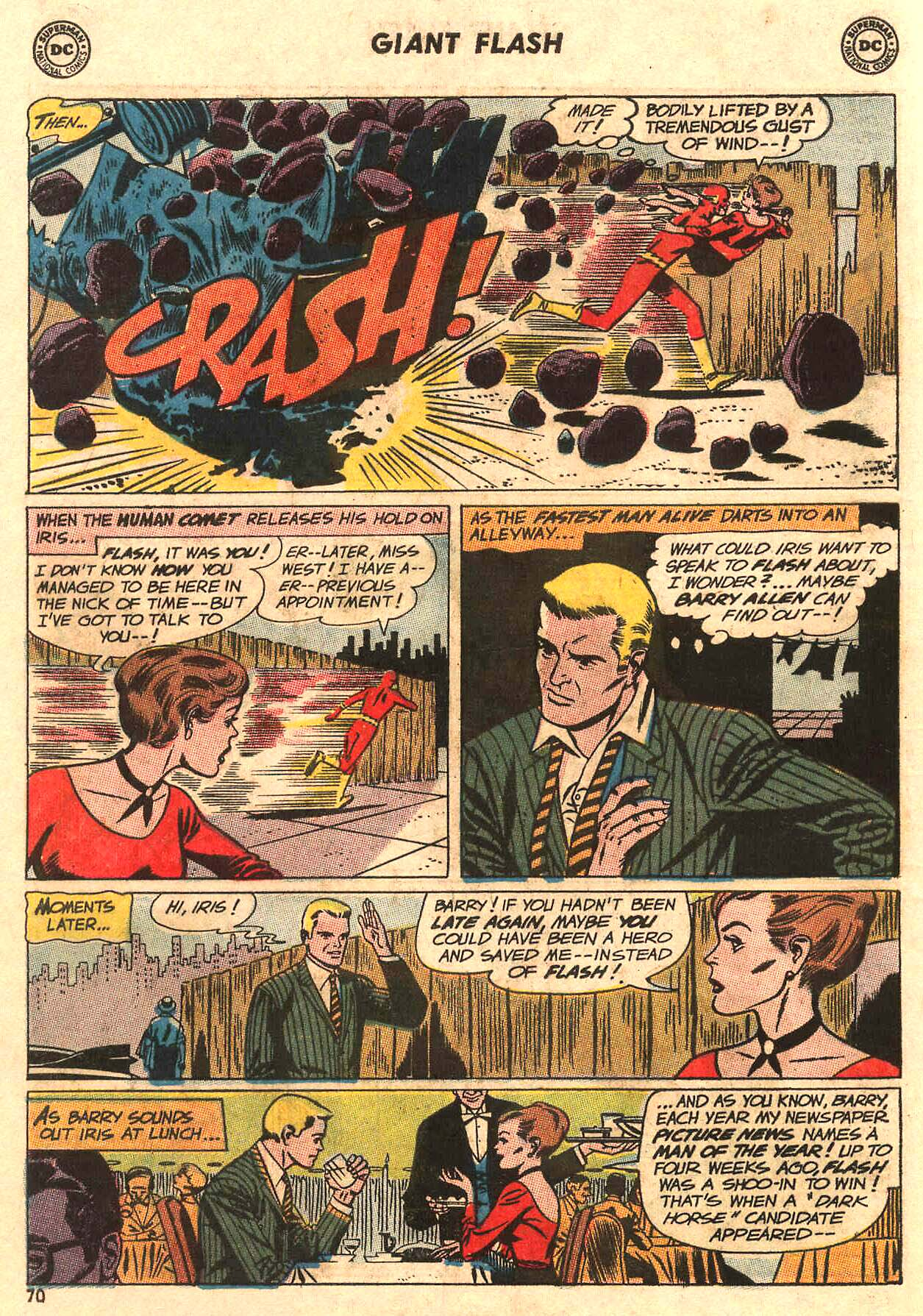 Read online 80 Page Giant comic -  Issue #9 - 72