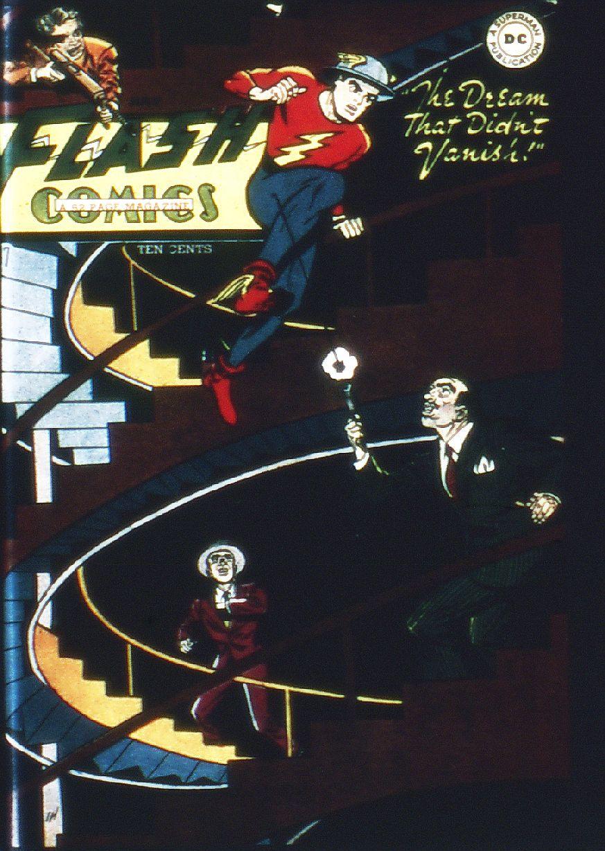 Flash Comics 97 Page 1