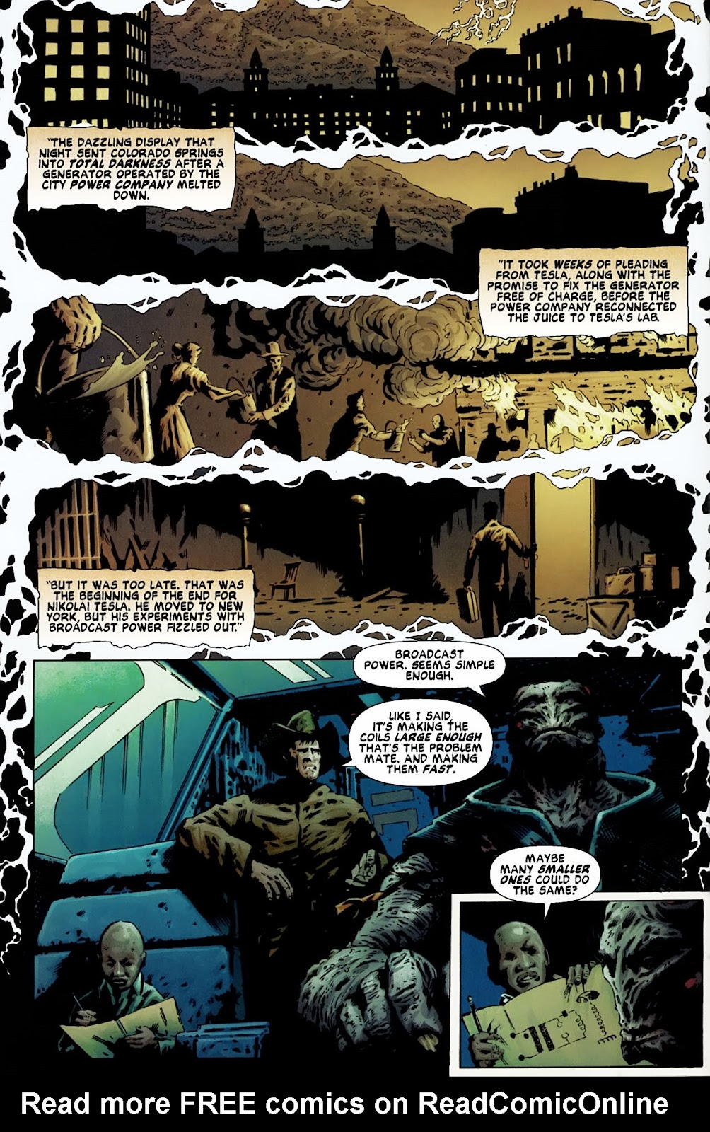Bad Planet issue 6 - Page 12