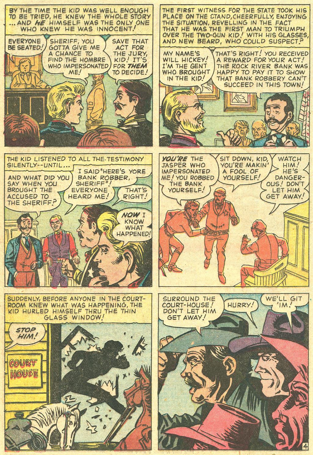 Read online Two-Gun Kid comic -  Issue #44 - 16