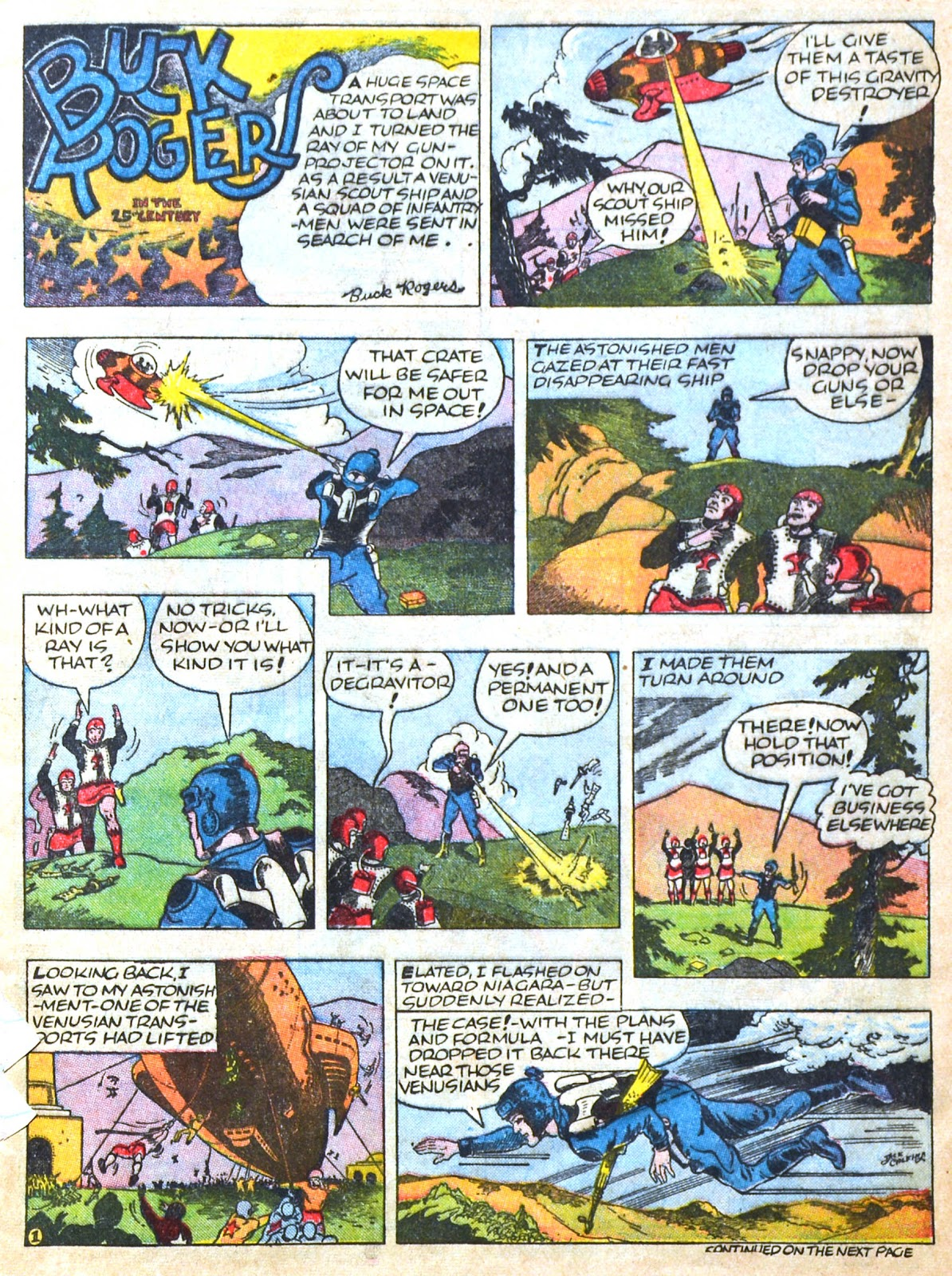 Read online Famous Funnies comic -  Issue #51 - 17