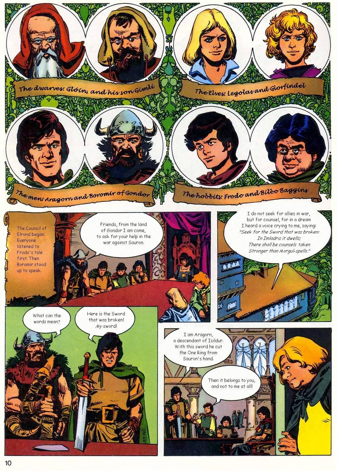 El Señor de los Anillos issue 2 - Page 7