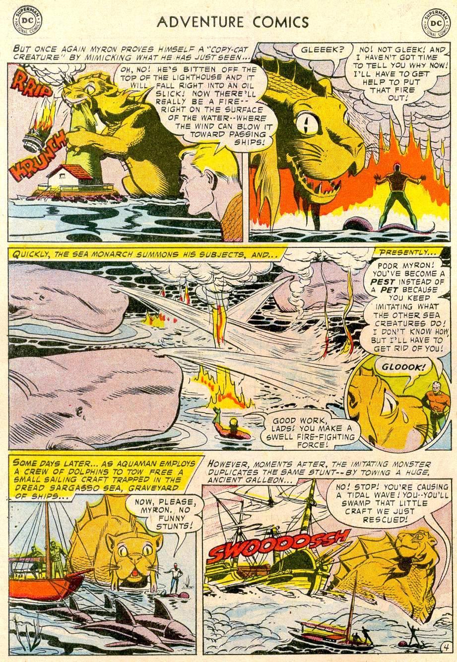 Read online Adventure Comics (1938) comic -  Issue #244 - 30