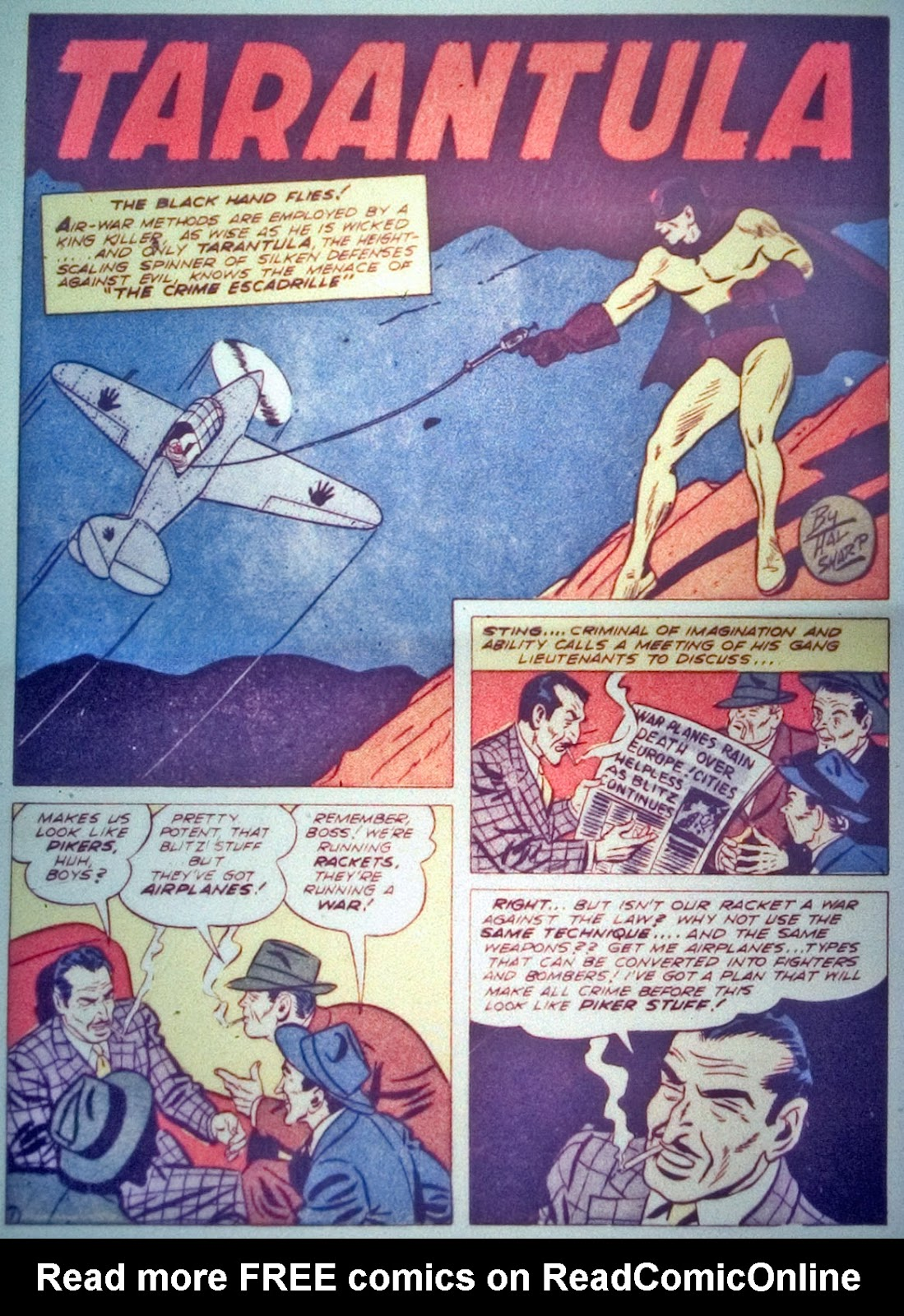 Star Spangled Comics (1941) issue 7 - Page 16