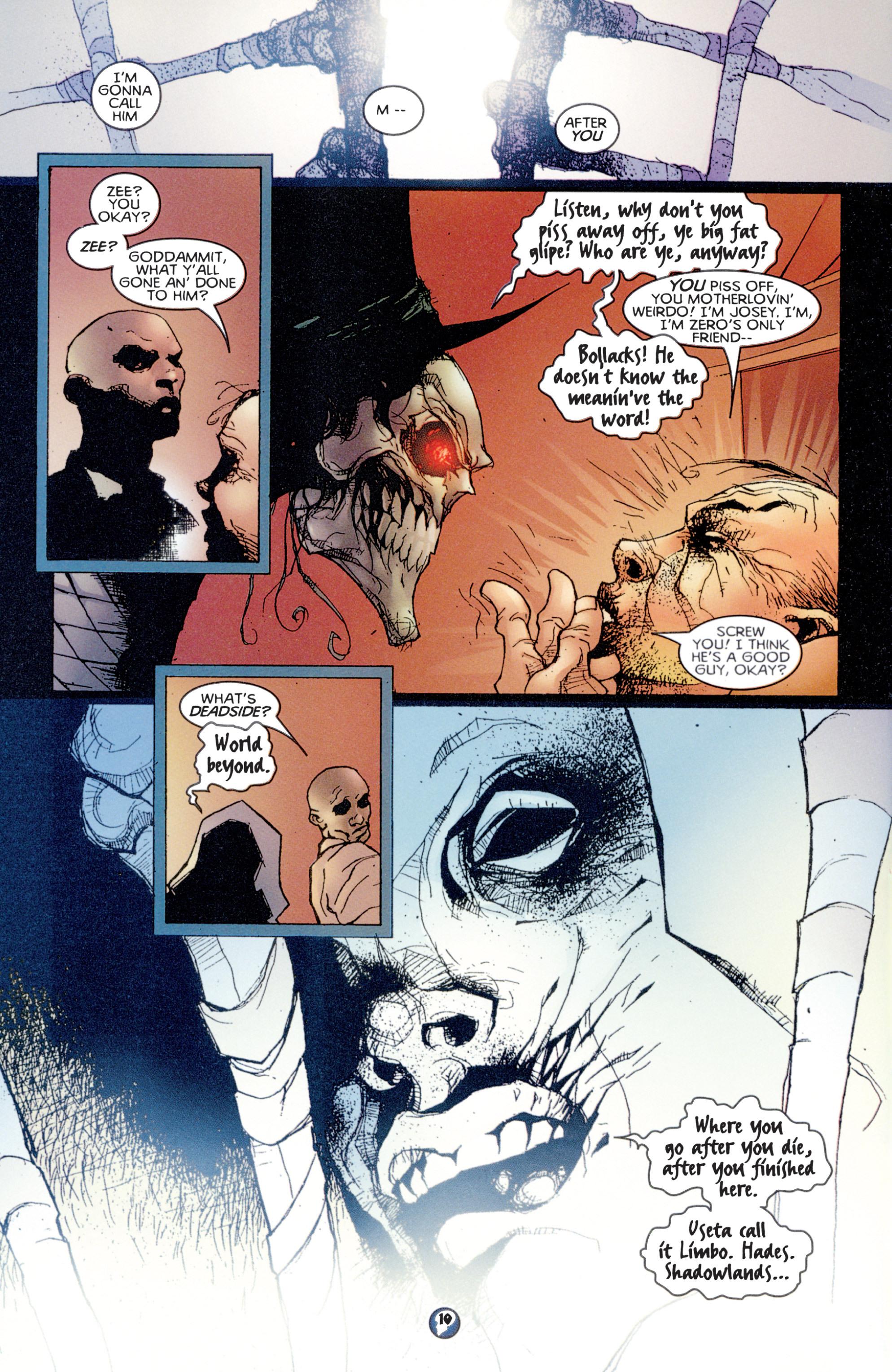 Read online Shadowman (1997) comic -  Issue #2 - 9