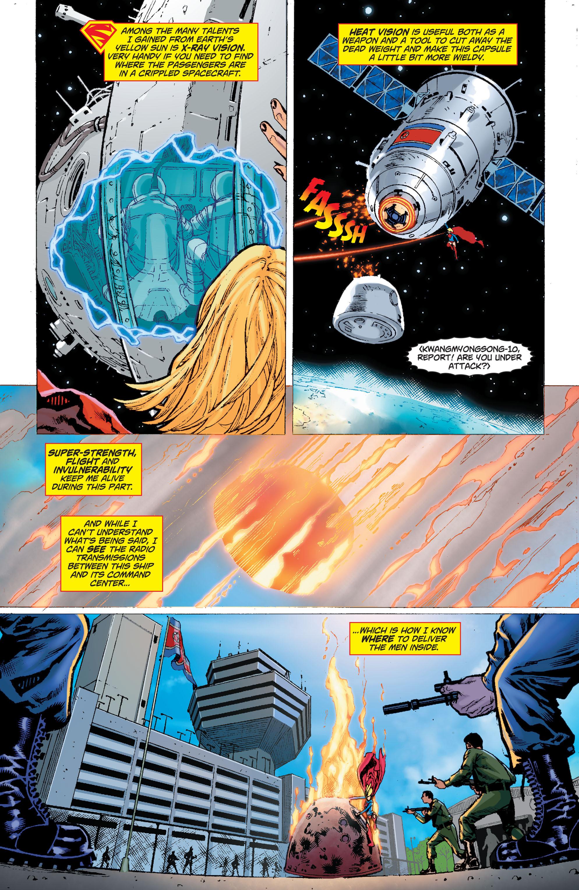 Read online Secret Origins (2014) comic -  Issue #1 - 35