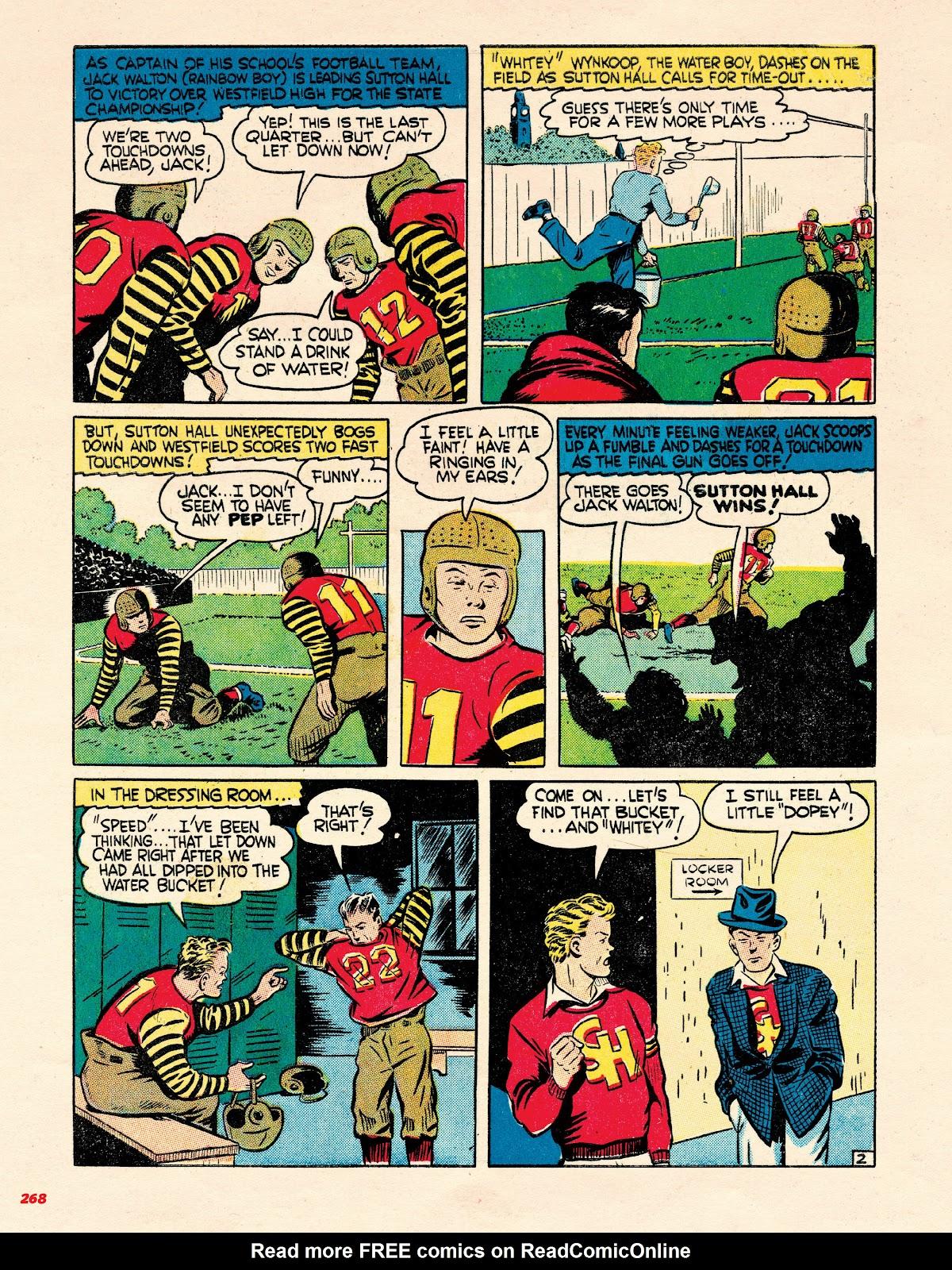 Read online Super Weird Heroes comic -  Issue # TPB 1 (Part 3) - 68