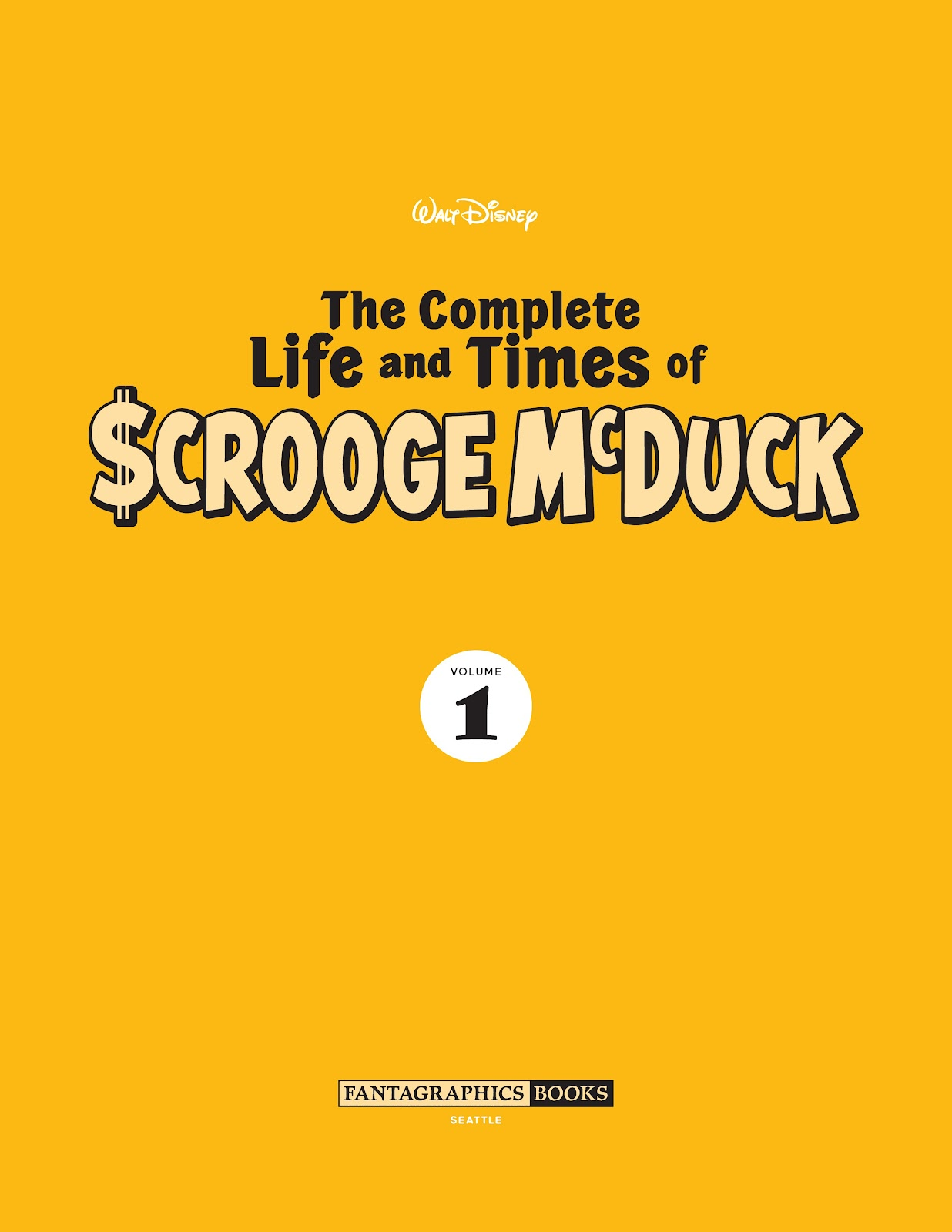 Read online The Complete Life and Times of Scrooge McDuck comic -  Issue # TPB 1 (Part 1) - 2