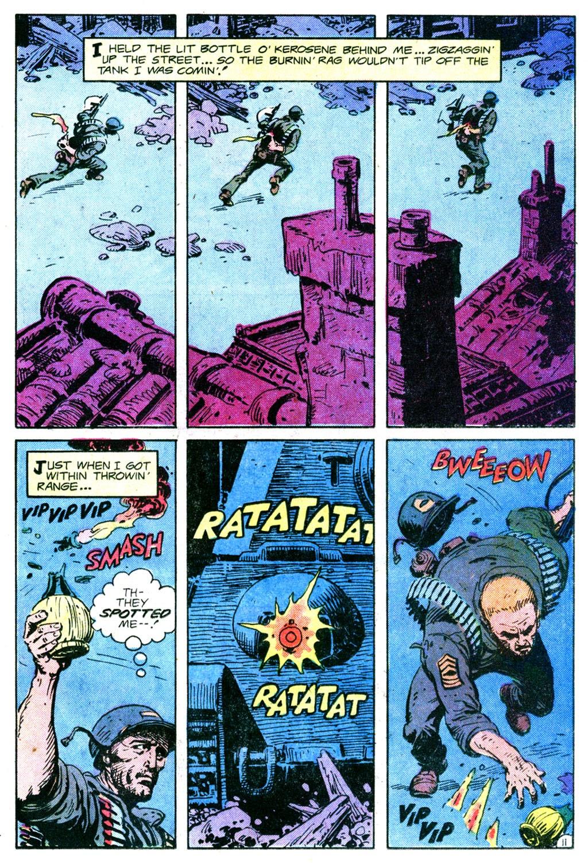 Read online Sgt. Rock comic -  Issue #358 - 12