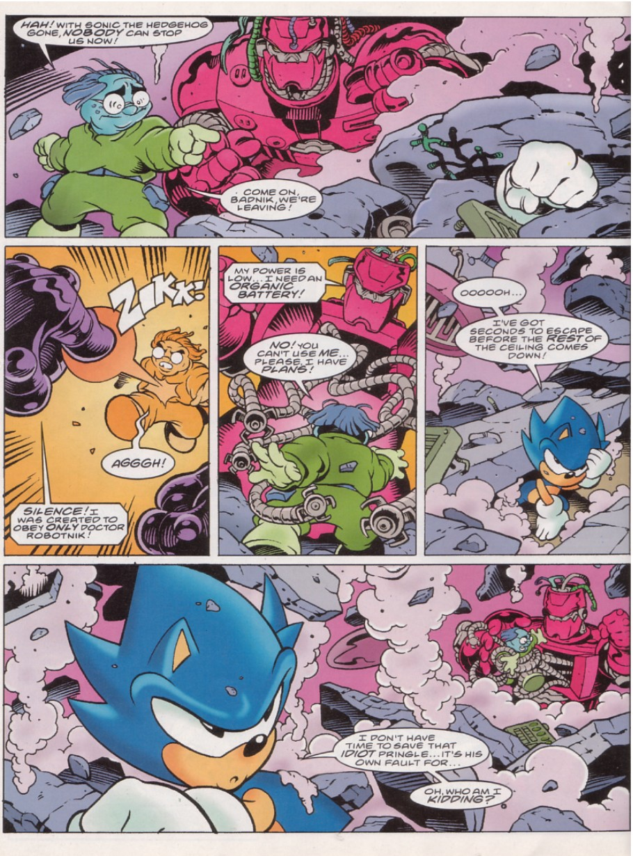Read online Sonic the Comic comic -  Issue #140 - 8