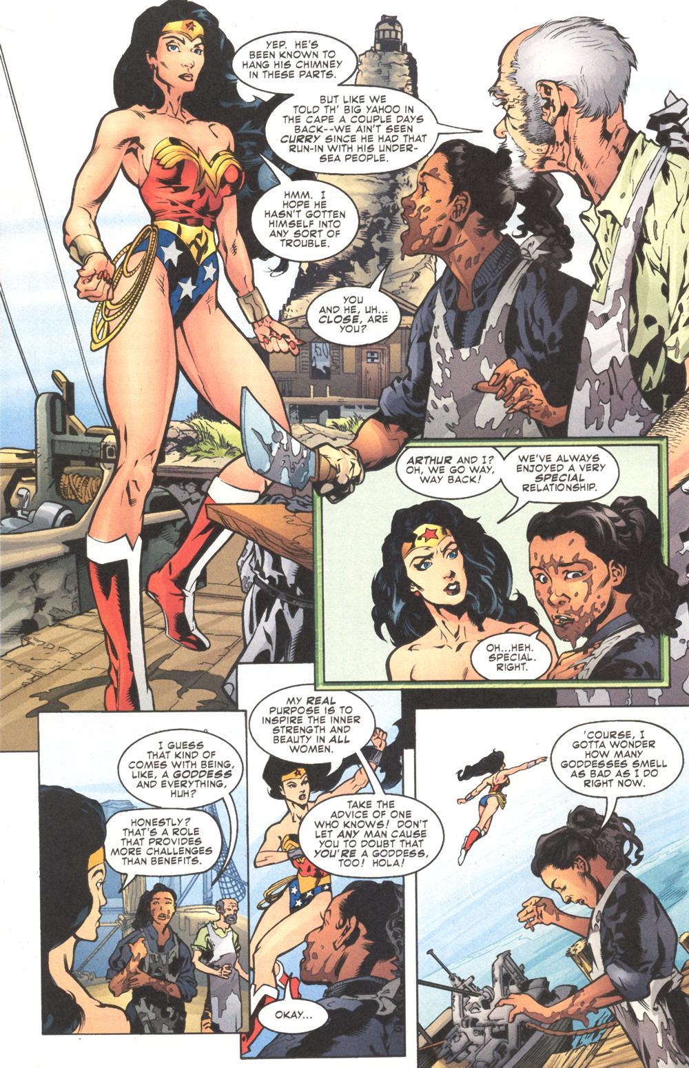 Read online Aquaman (2003) comic -  Issue #9 - 13