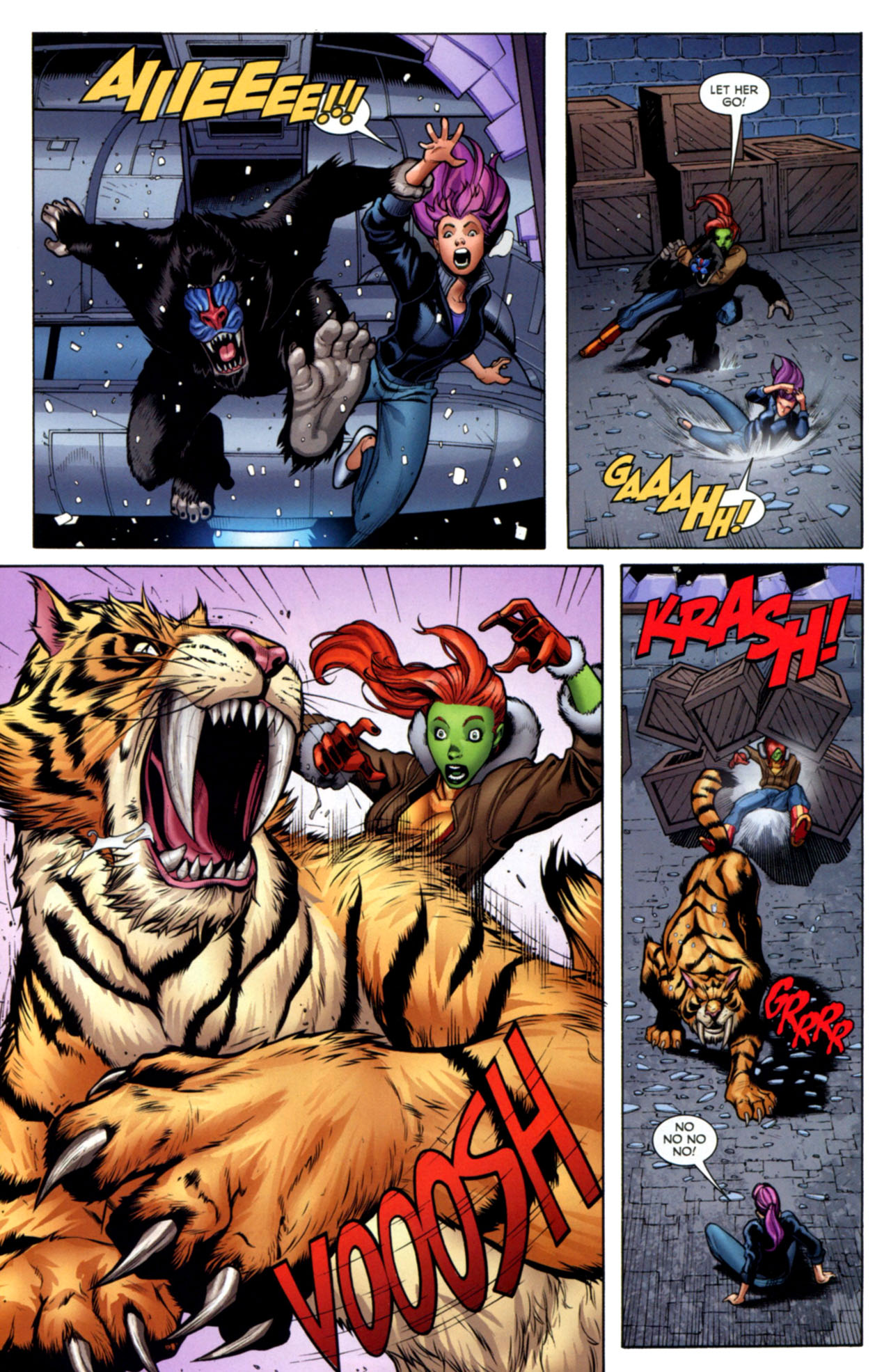 Read online She-Hulks comic -  Issue #2 - 22