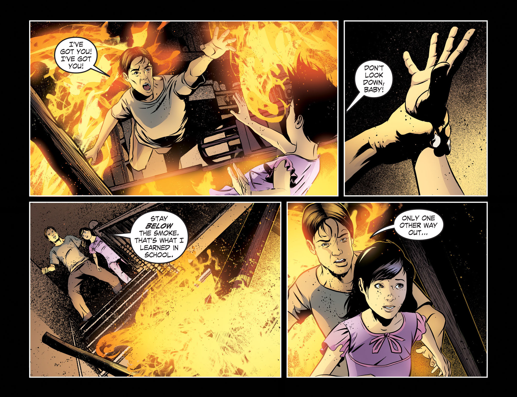 Read online Smallville: Season 11 comic -  Issue #55 - 14