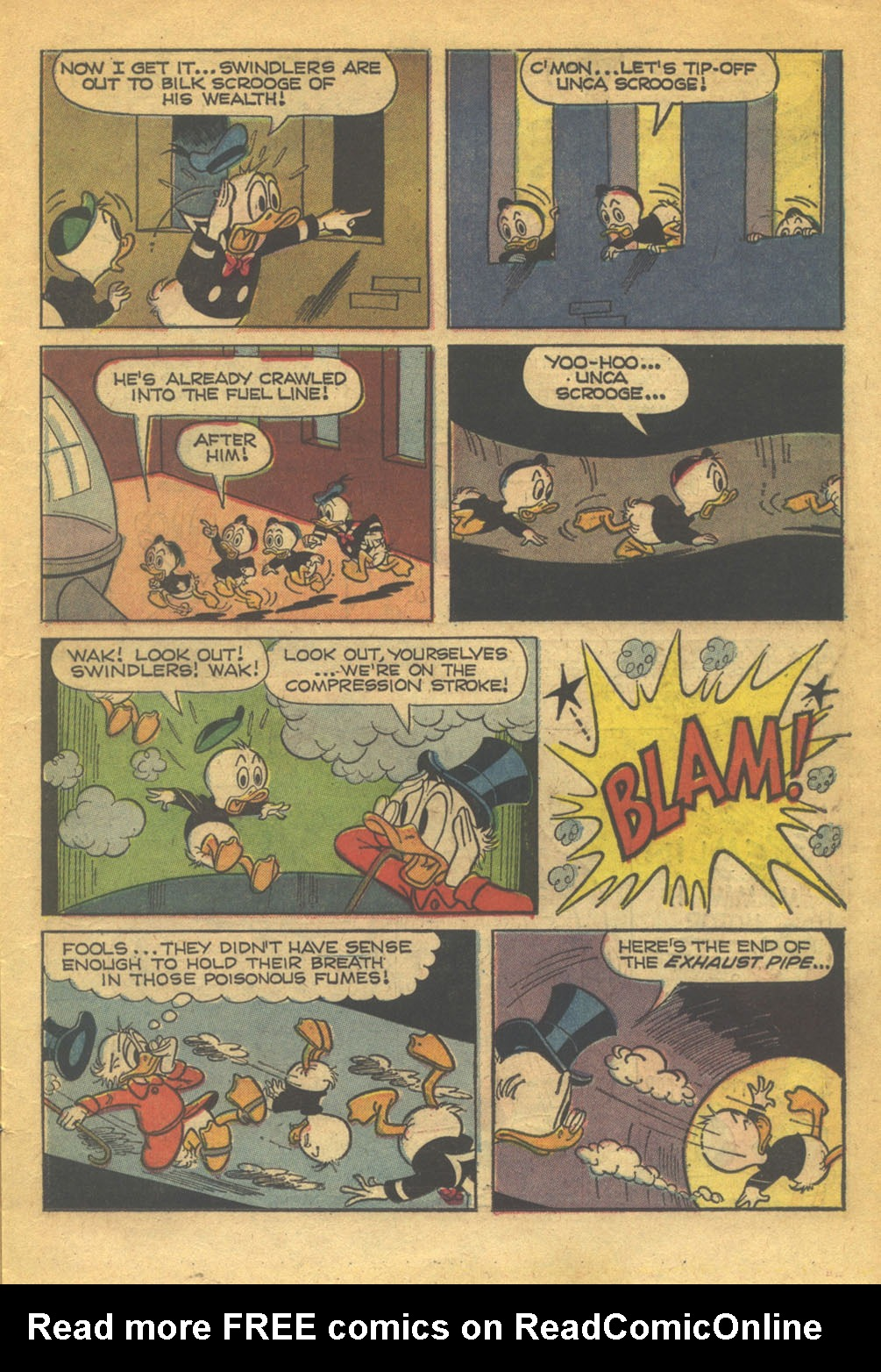 Walt Disney's Comics and Stories issue 331 - Page 11