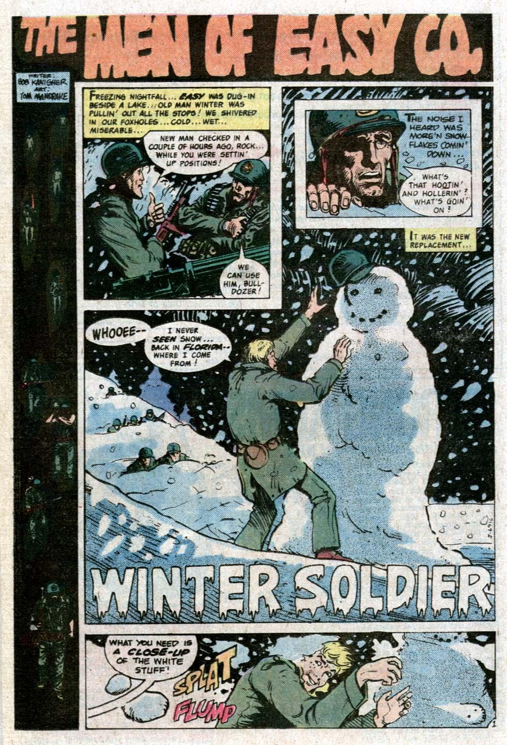 Read online Sgt. Rock comic -  Issue #352 - 17