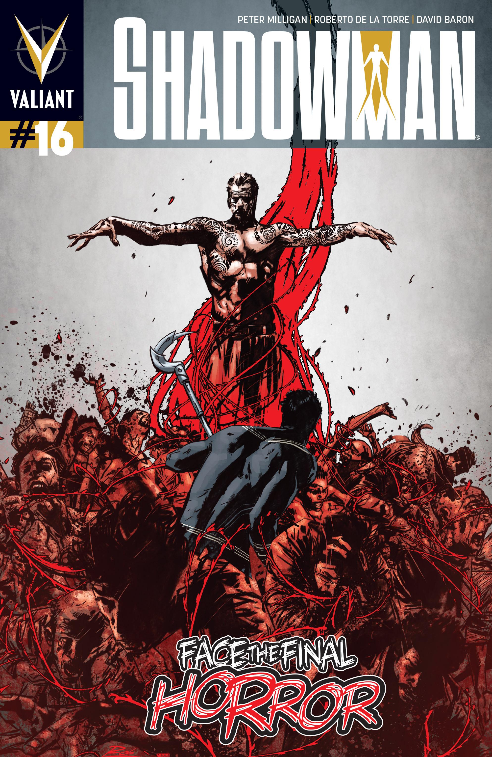 Read online Shadowman (2012) comic -  Issue #16 - 1