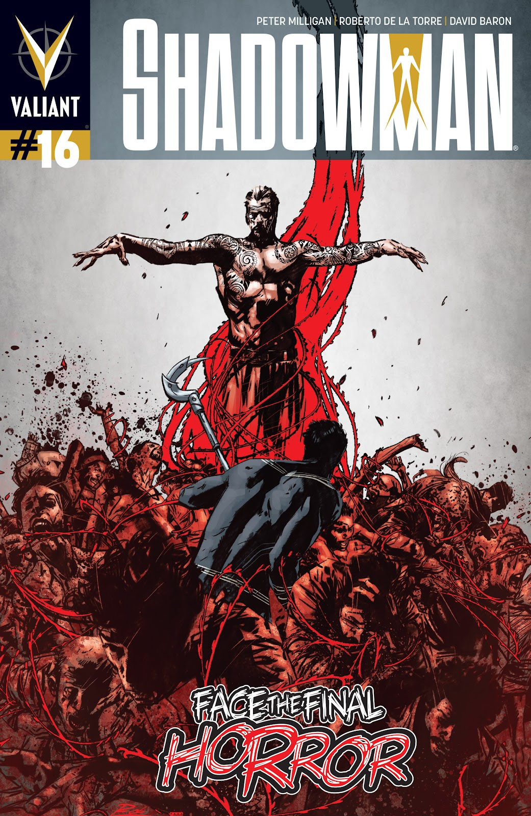 Shadowman (2012) 16 Page 1
