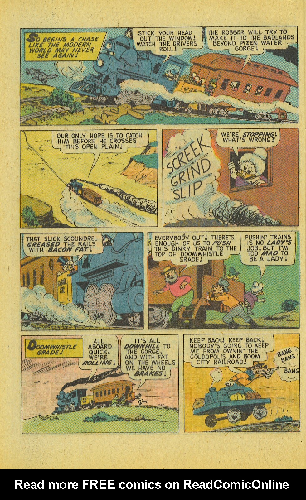 Read online Uncle Scrooge (1953) comic -  Issue #122 - 28