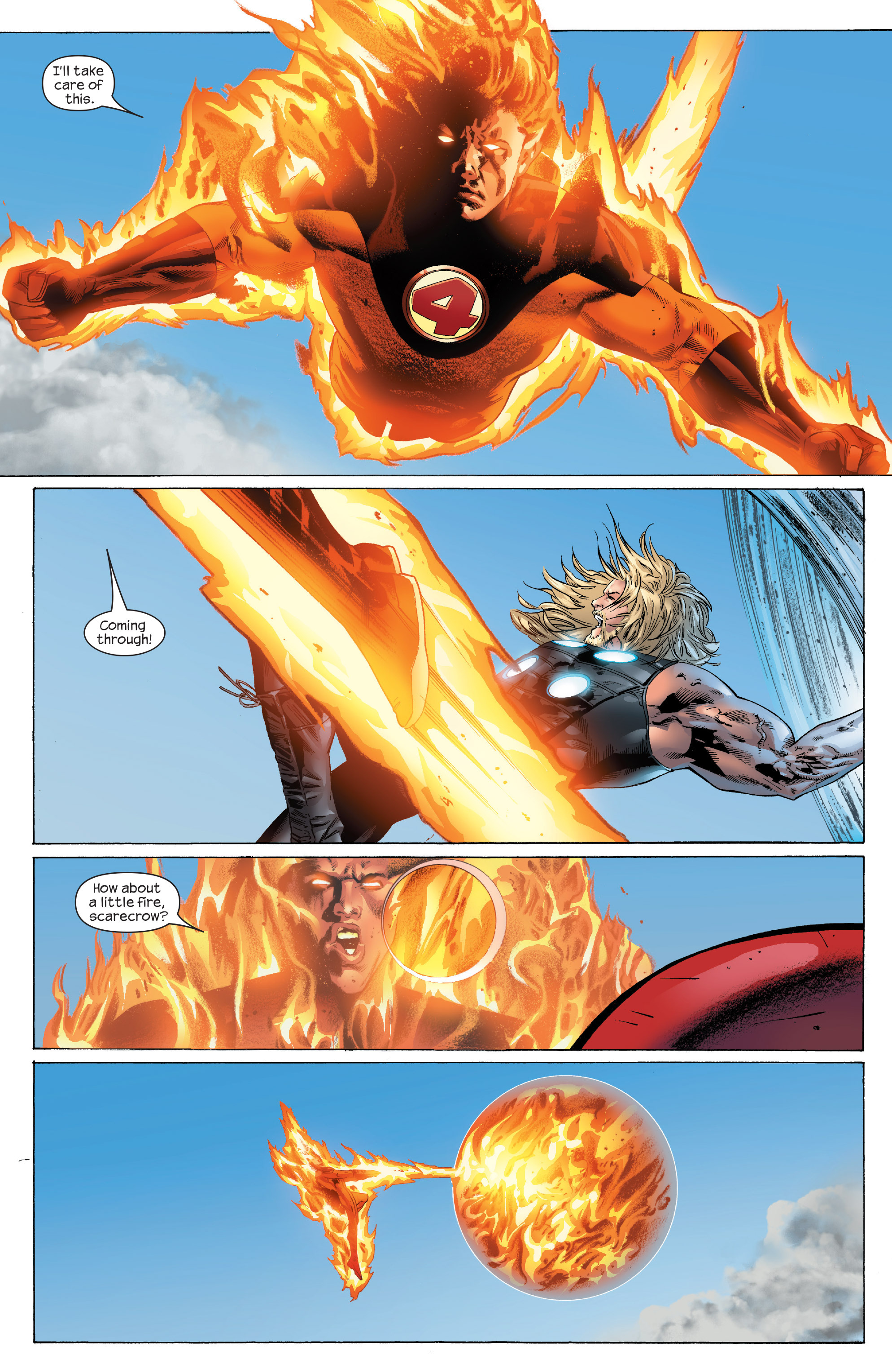 Read online Ultimate Power comic -  Issue #5 - 11