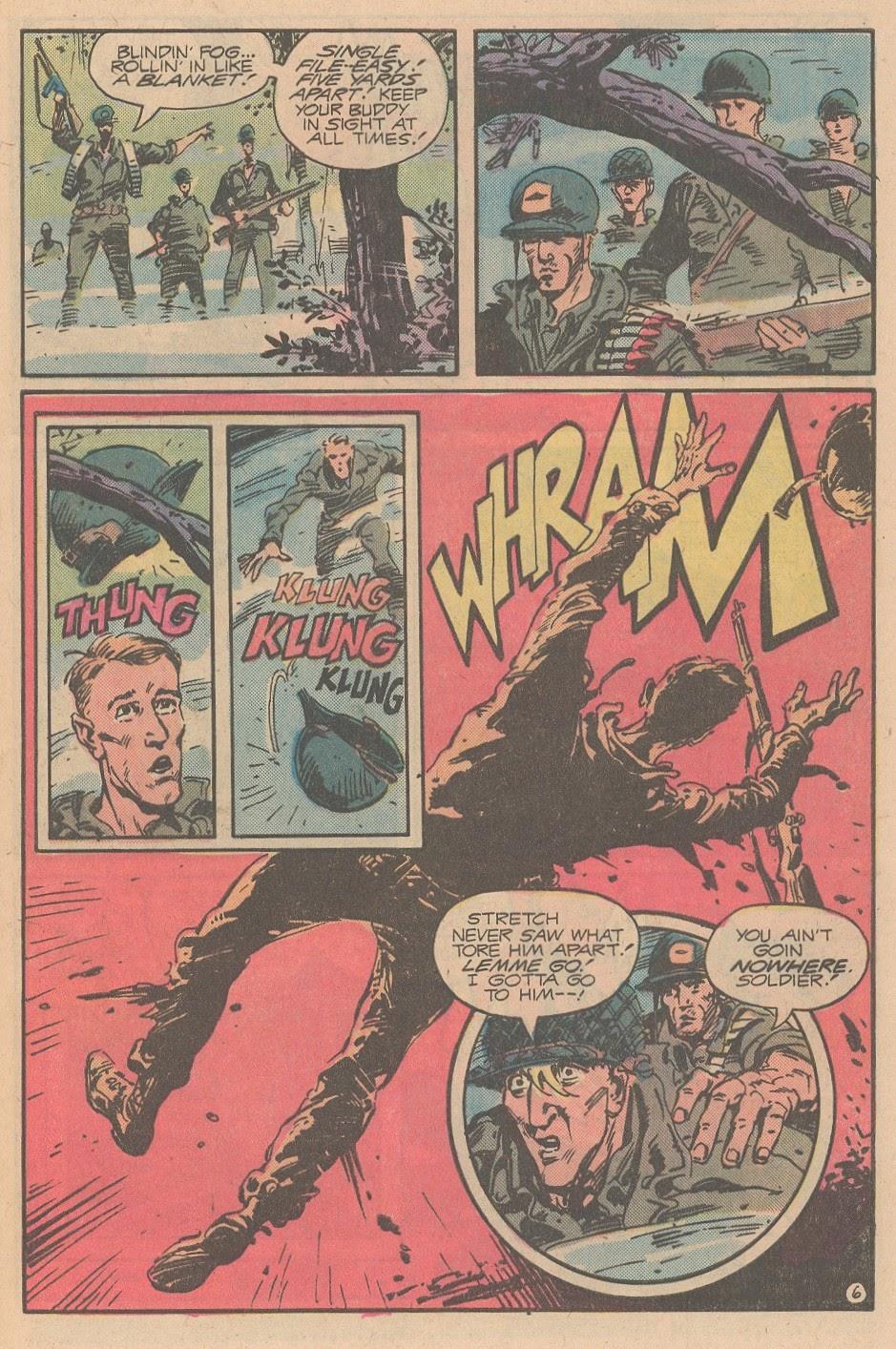 Read online Sgt. Rock comic -  Issue #346 - 7