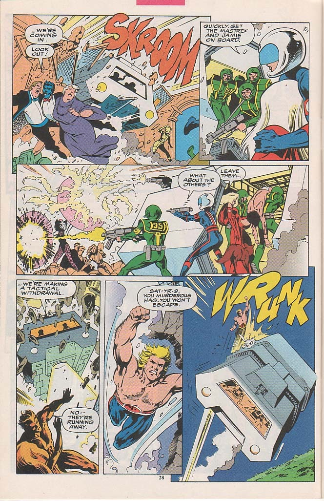 Excalibur (1988) issue 56 - Page 21
