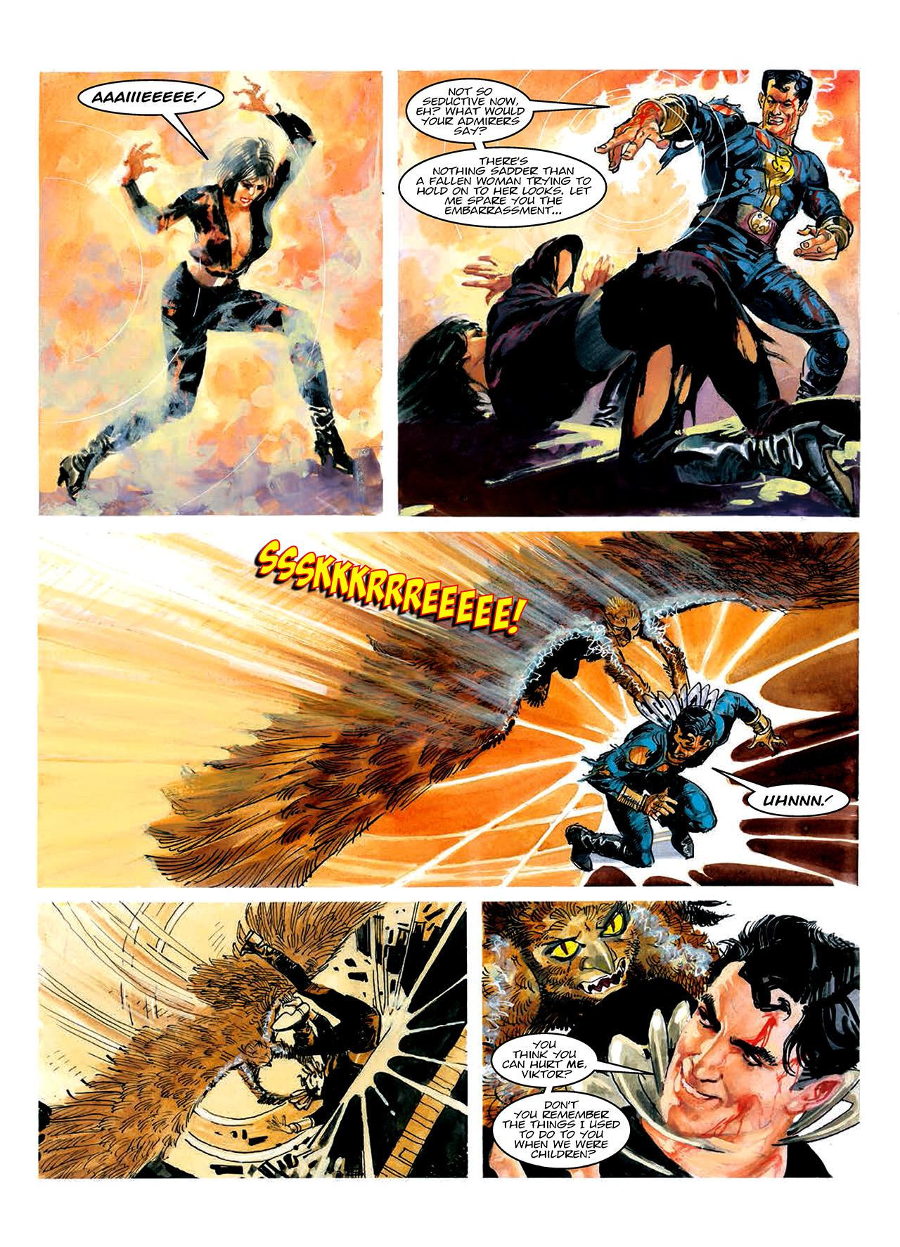 Read online Nikolai Dante comic -  Issue # TPB 10 - 70