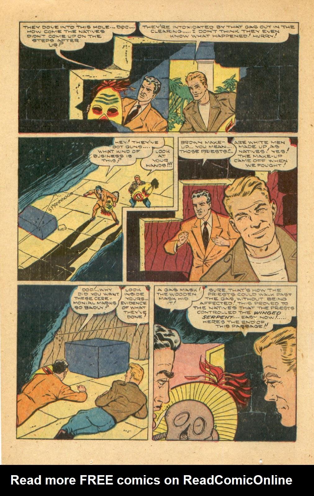 Shadow Comics #101 #94 - English 25