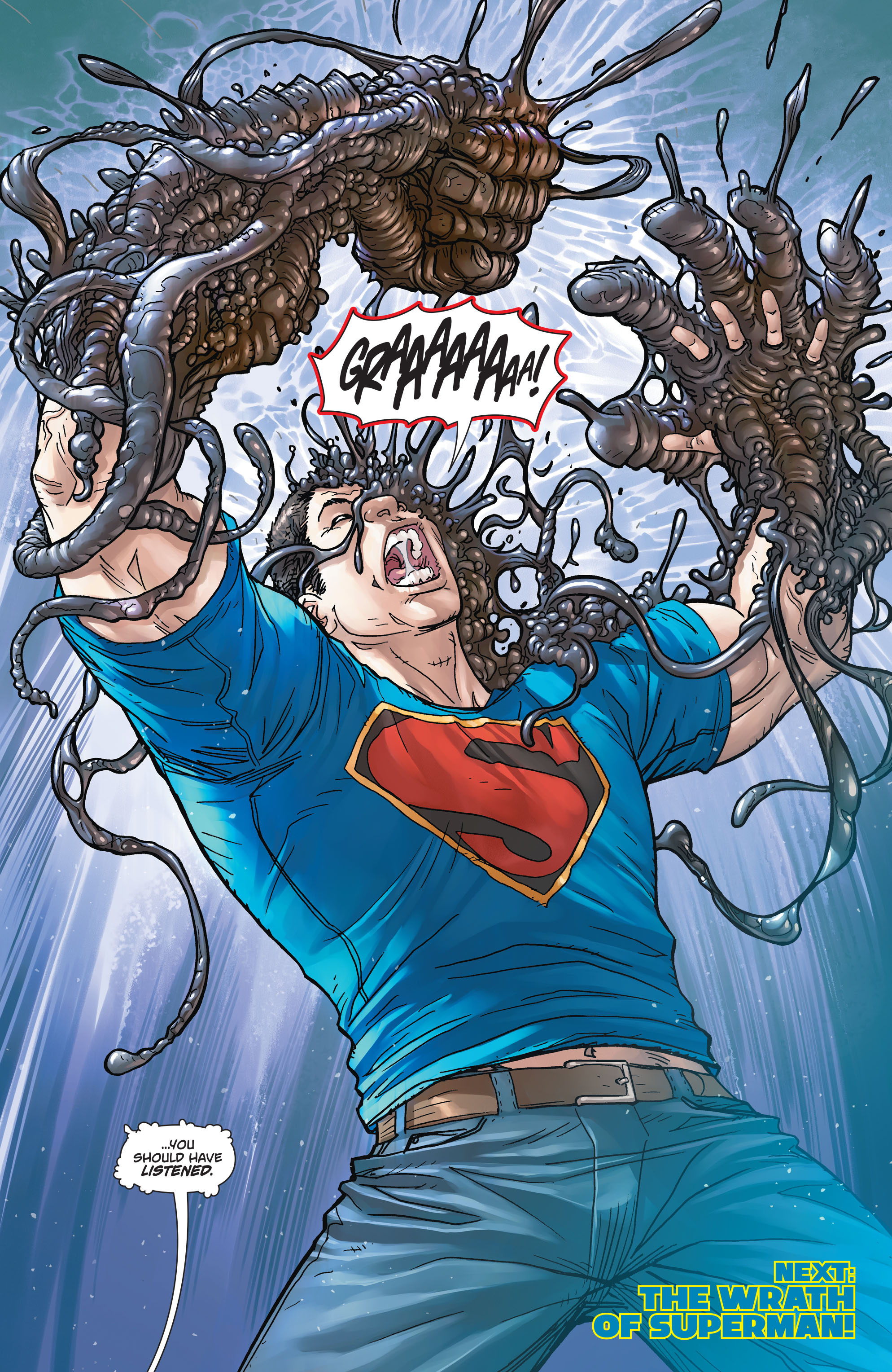 Read online Action Comics (2011) comic -  Issue #45 - 25