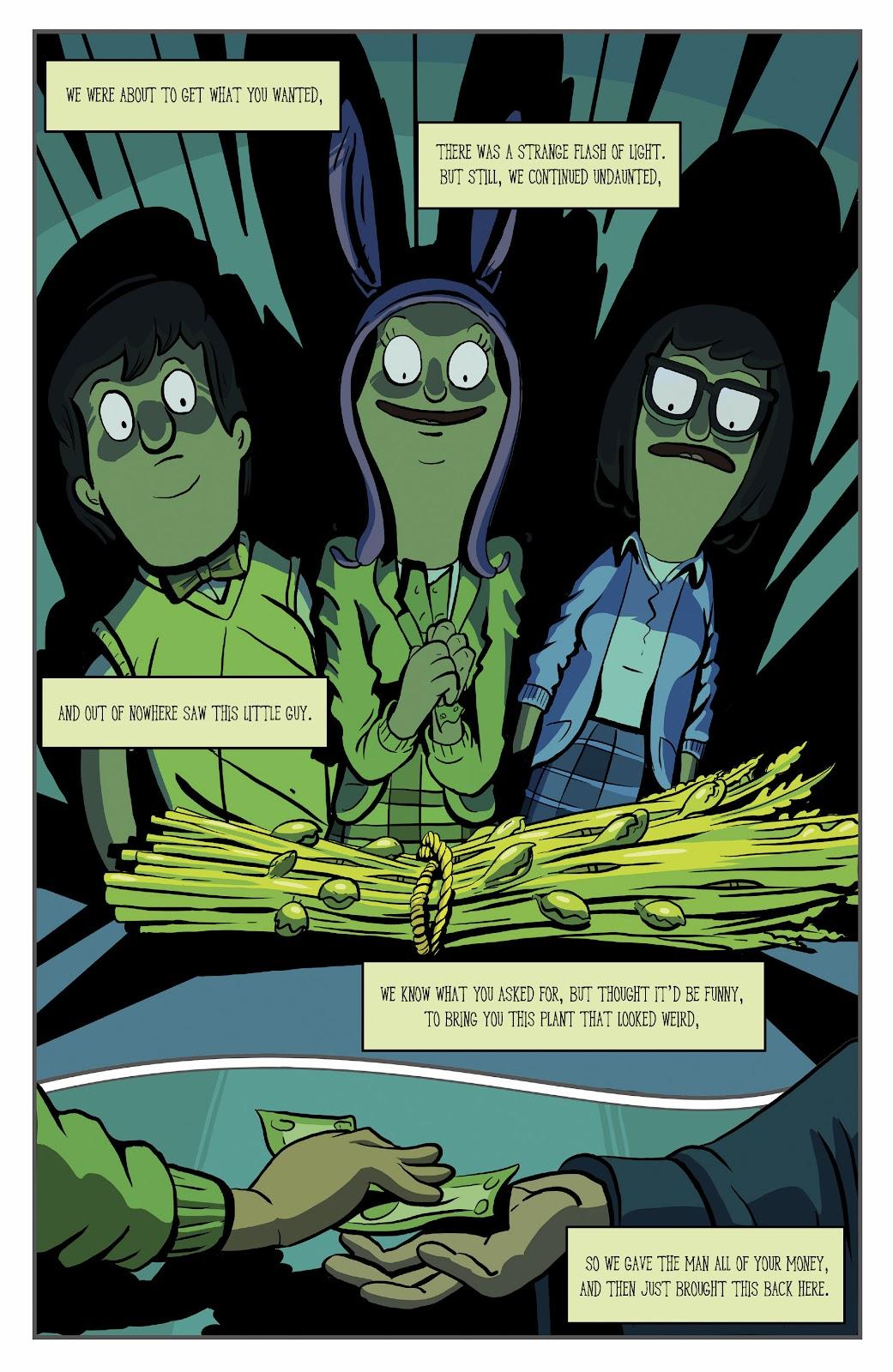 Bob's Burgers (2015) Issue #16 #16 - English 4