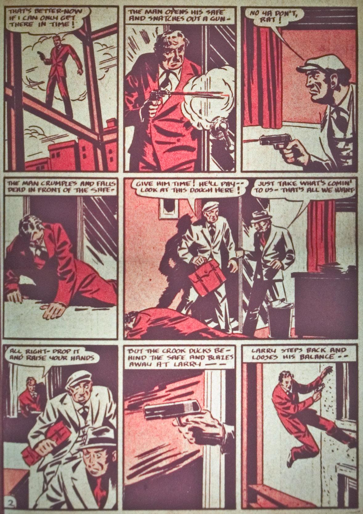 Detective Comics (1937) 29 Page 16