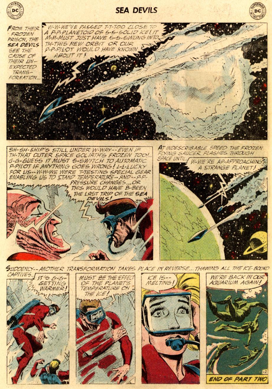 Read online Sea Devils comic -  Issue #5 - 17