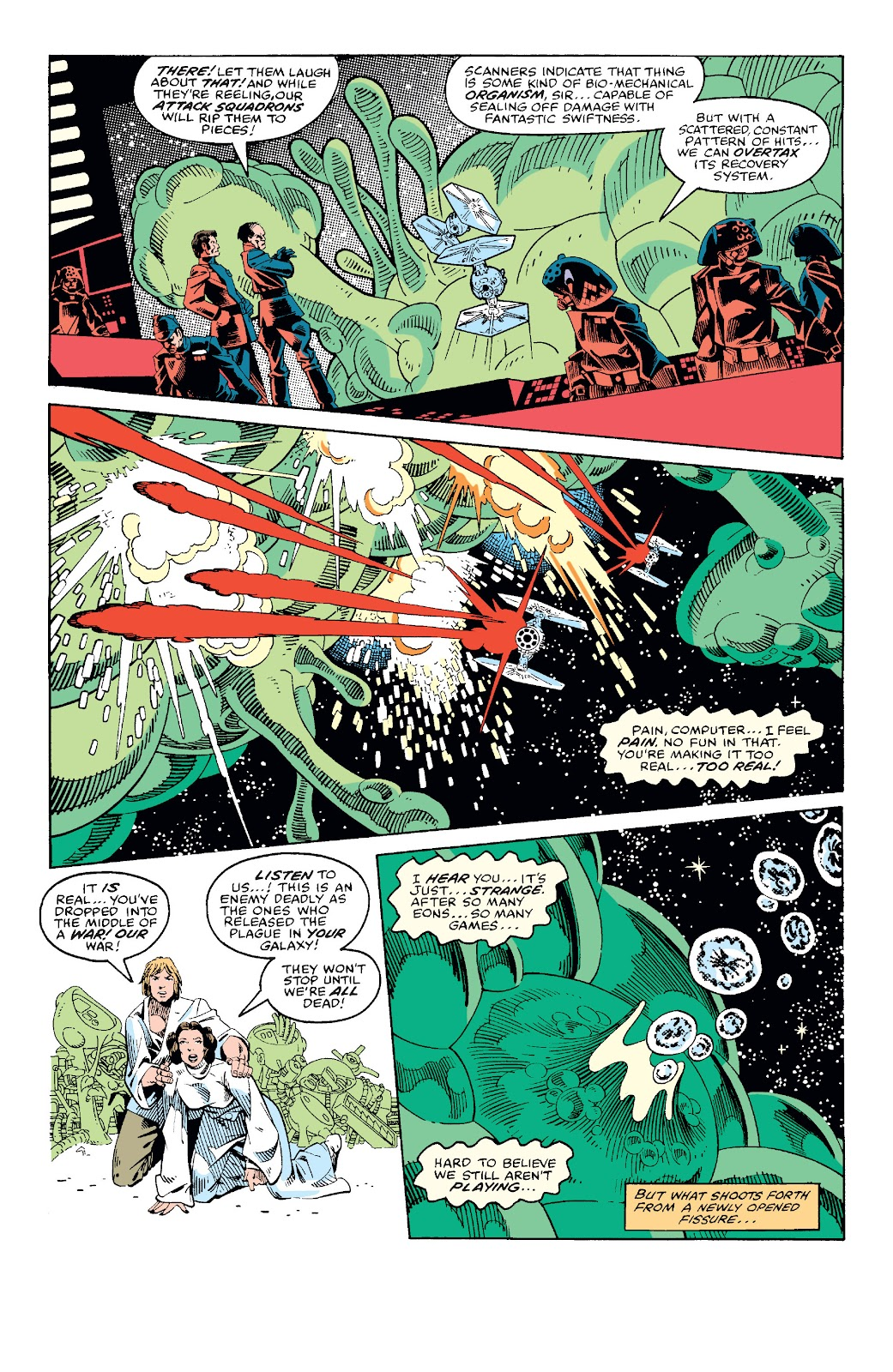 Read online Star Wars Legends: The Original Marvel Years - Epic Collection comic -  Issue # TPB 2 (Part 4) - 9