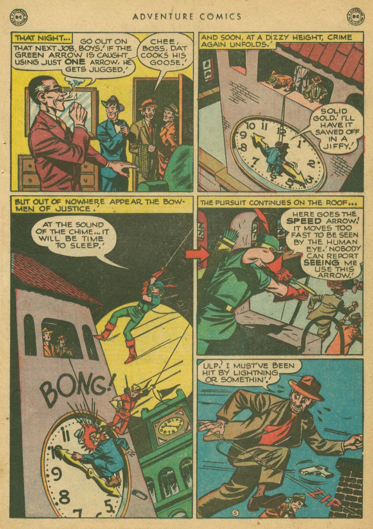 Read online Adventure Comics (1938) comic -  Issue #142 - 18