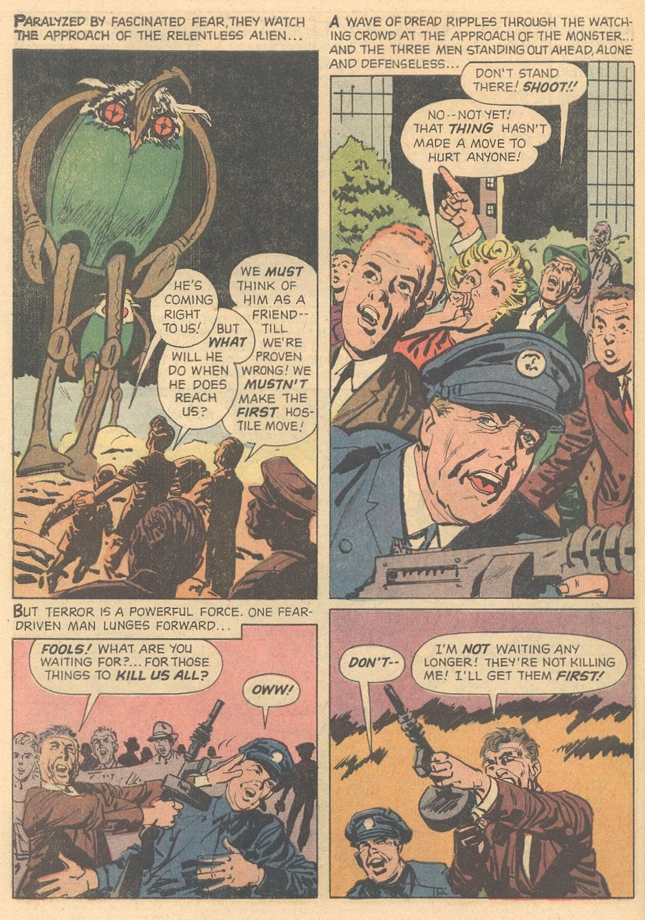 The Outer Limits issue 1 - Page 14