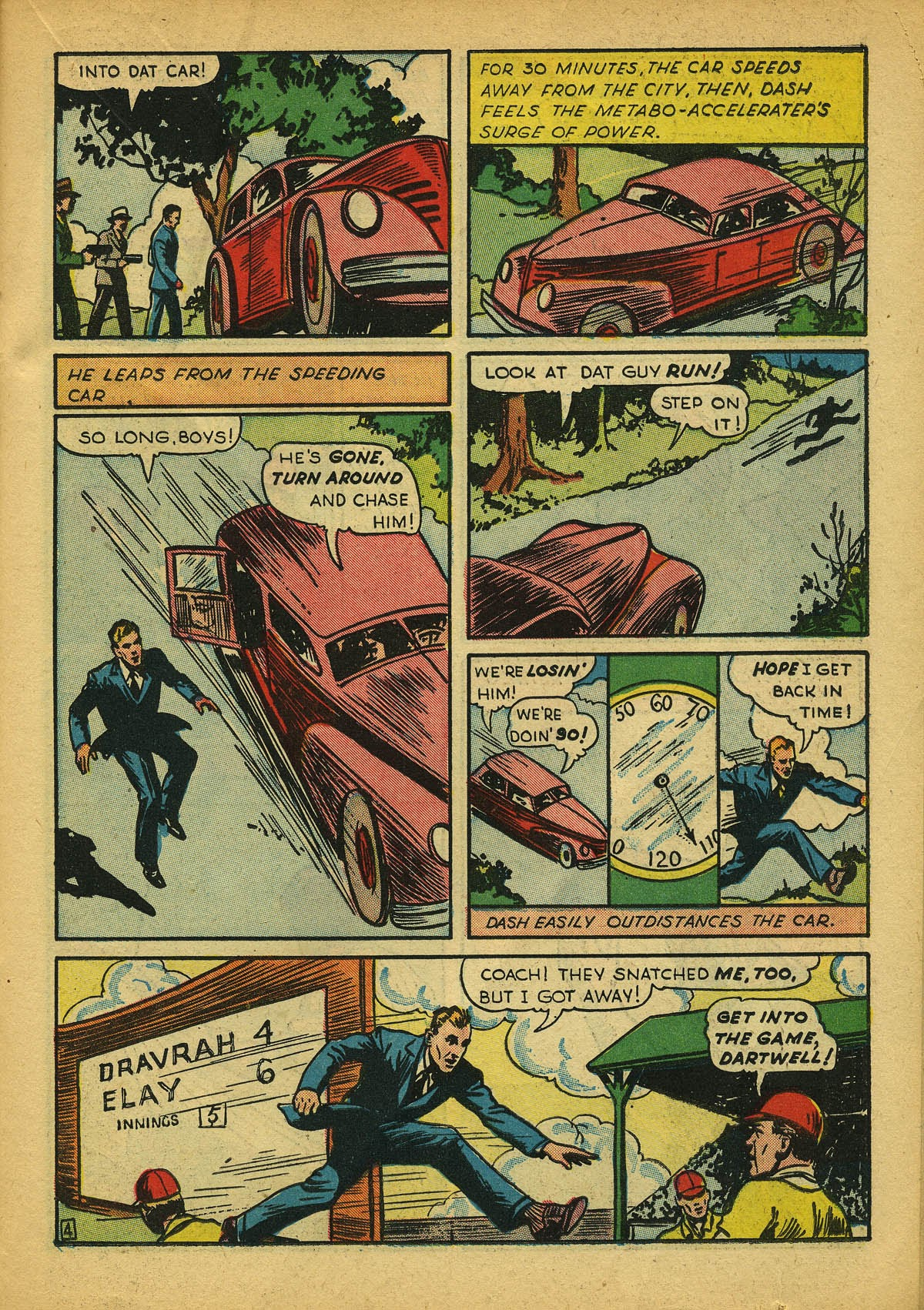 Read online Amazing Man Comics comic -  Issue #22 - 44