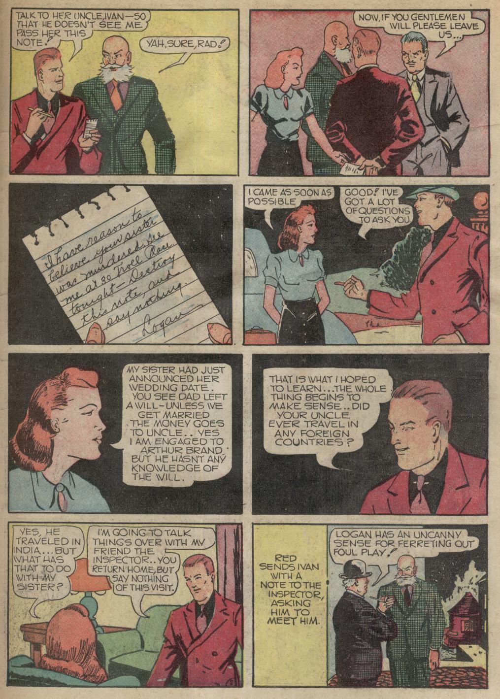 Read online Detective Comics (1937) comic -  Issue #39 - 24